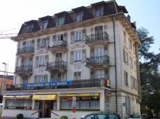 dario brasserie de la gare architecture facade