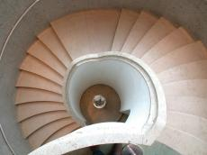 architecture interiors spiralstairs stairs spiral staircase marble