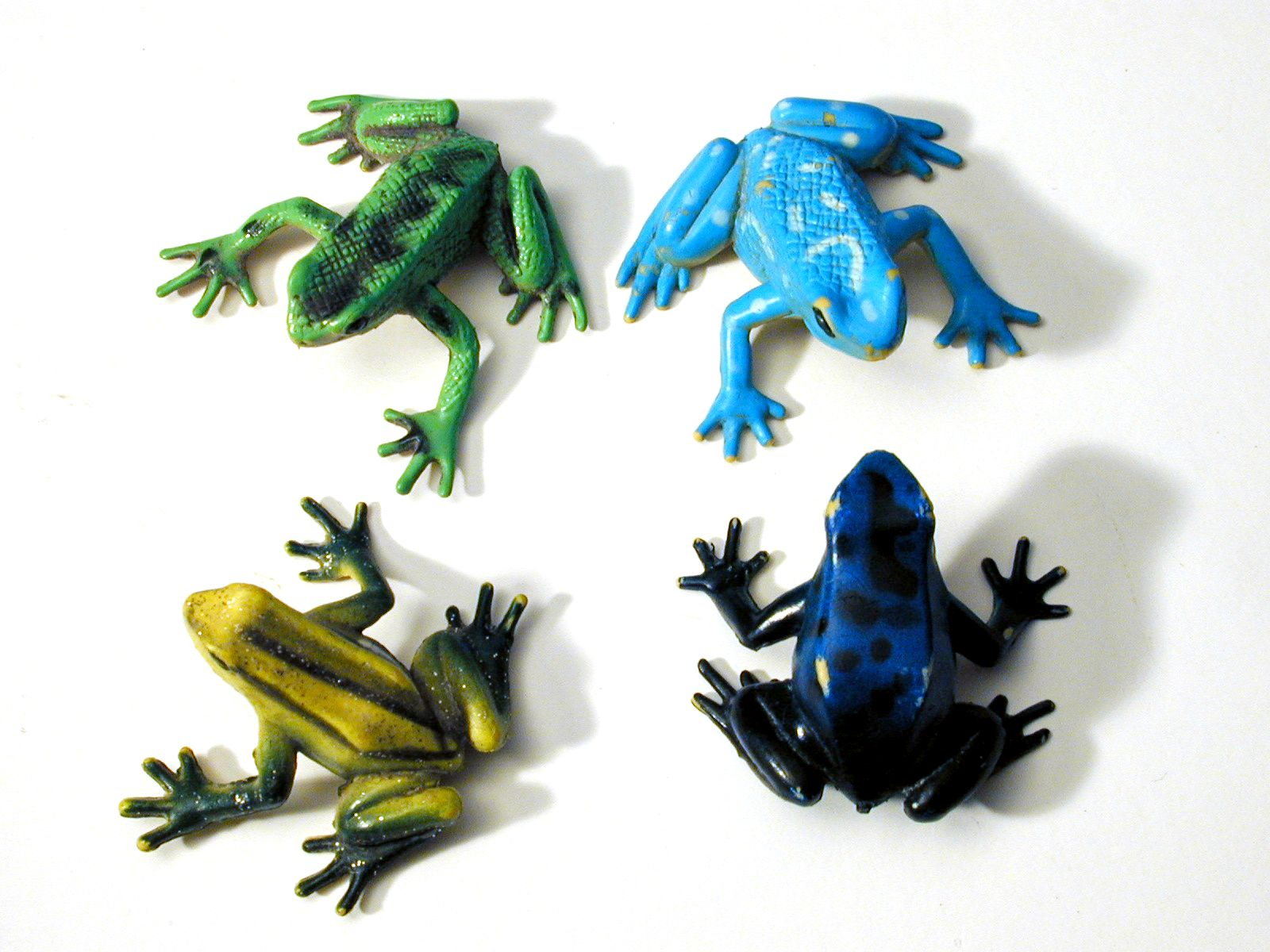 how to fish plastic frog