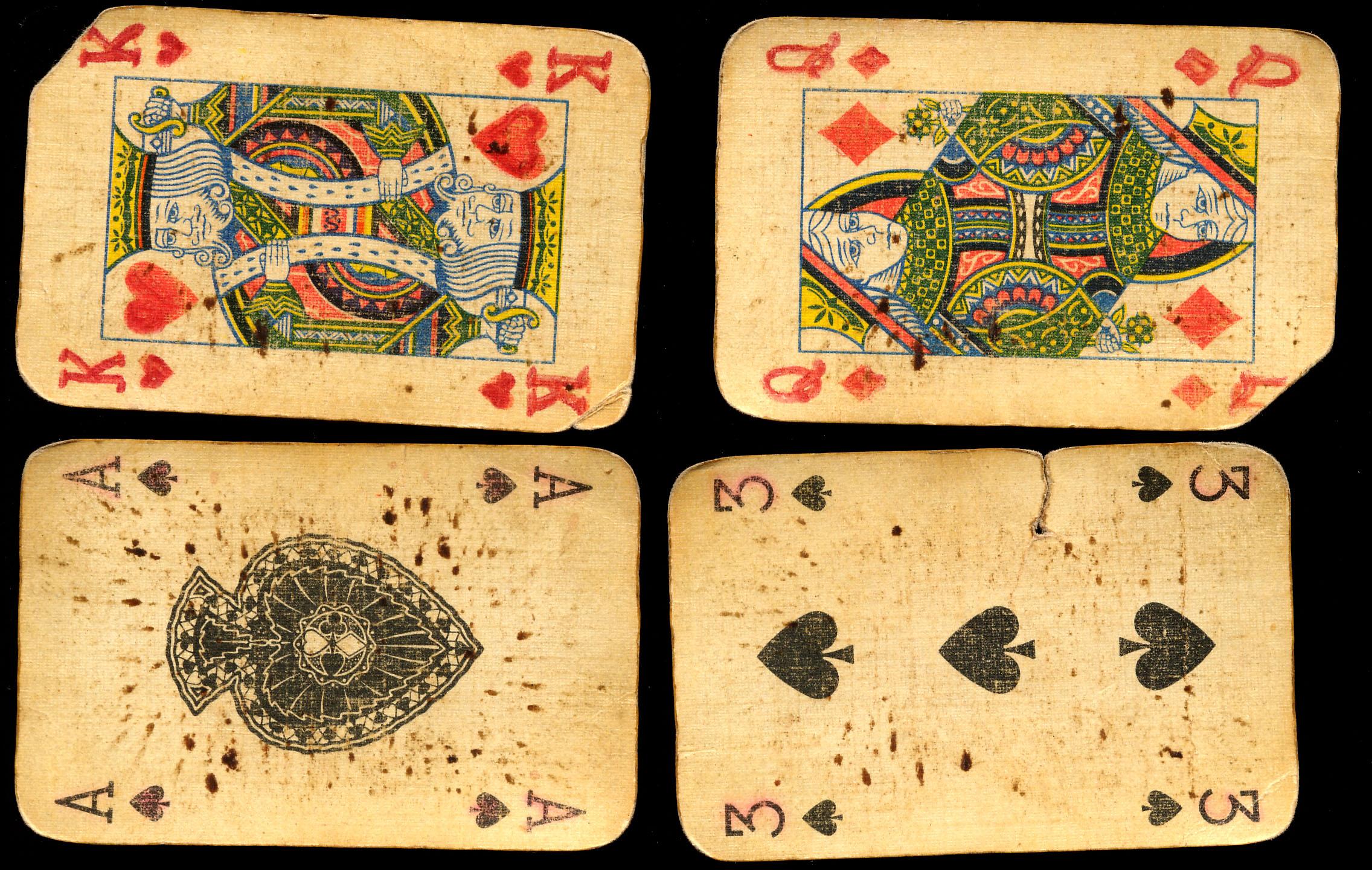 Image*After : photos : temabina card cards playcards game