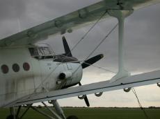 vehicles air aeroplane dubbledecker russian tupolev