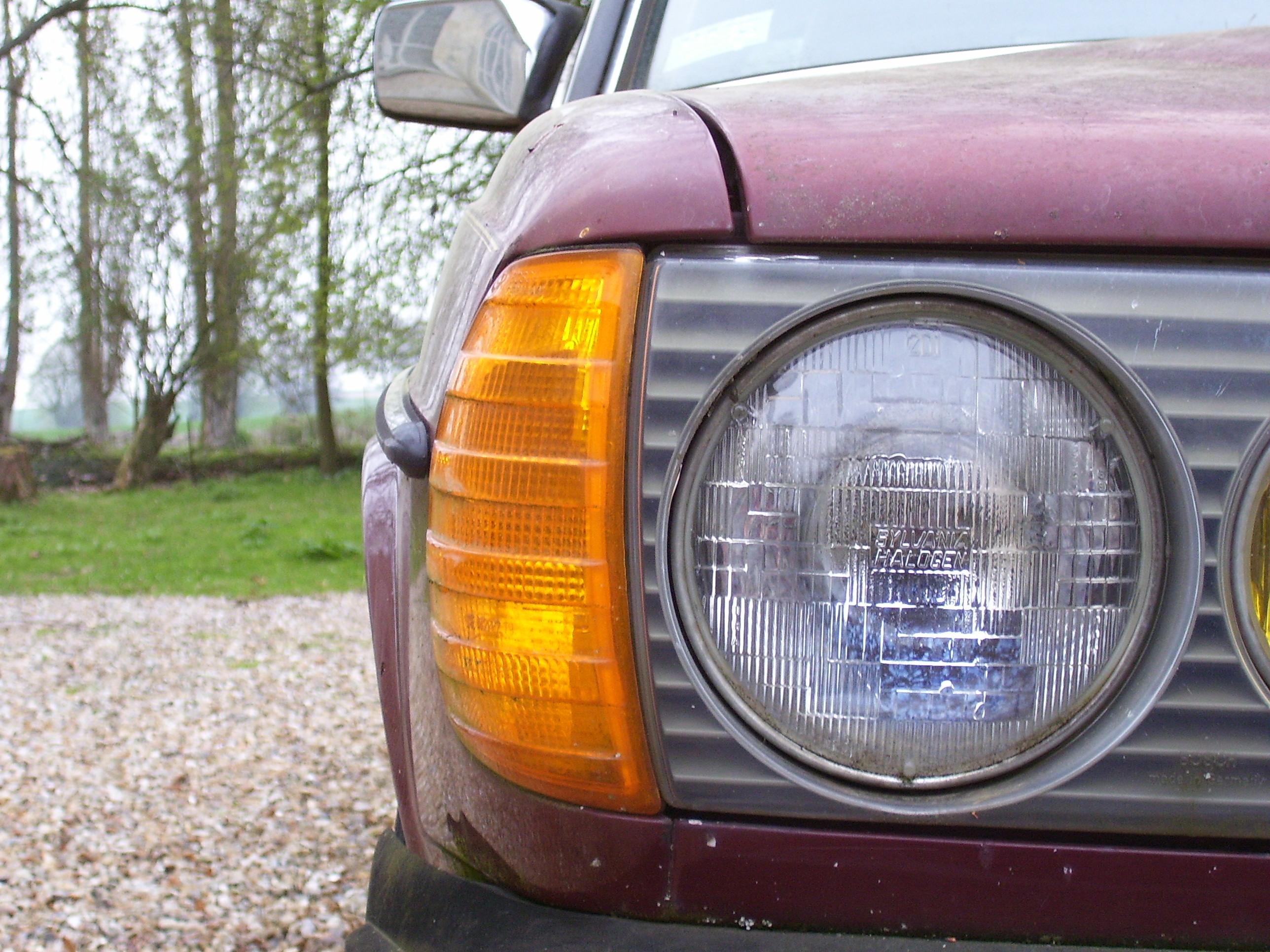 ImageAfter Photos Makkes Car Light Headlight Lights Signal