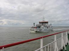 vehicles water ferry boat ameland sea