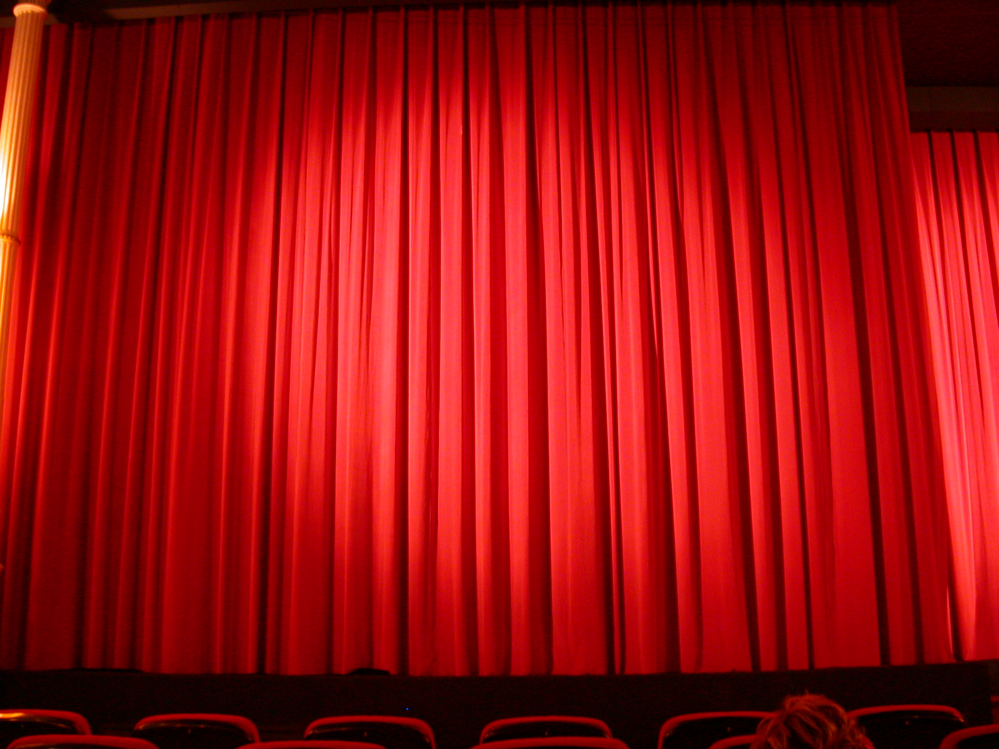 red curtains theatre - photo #7