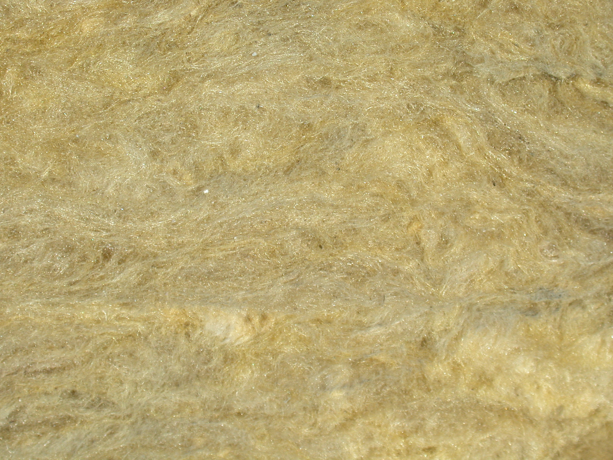 Image*After : textures : fur rockwool isolation yellow