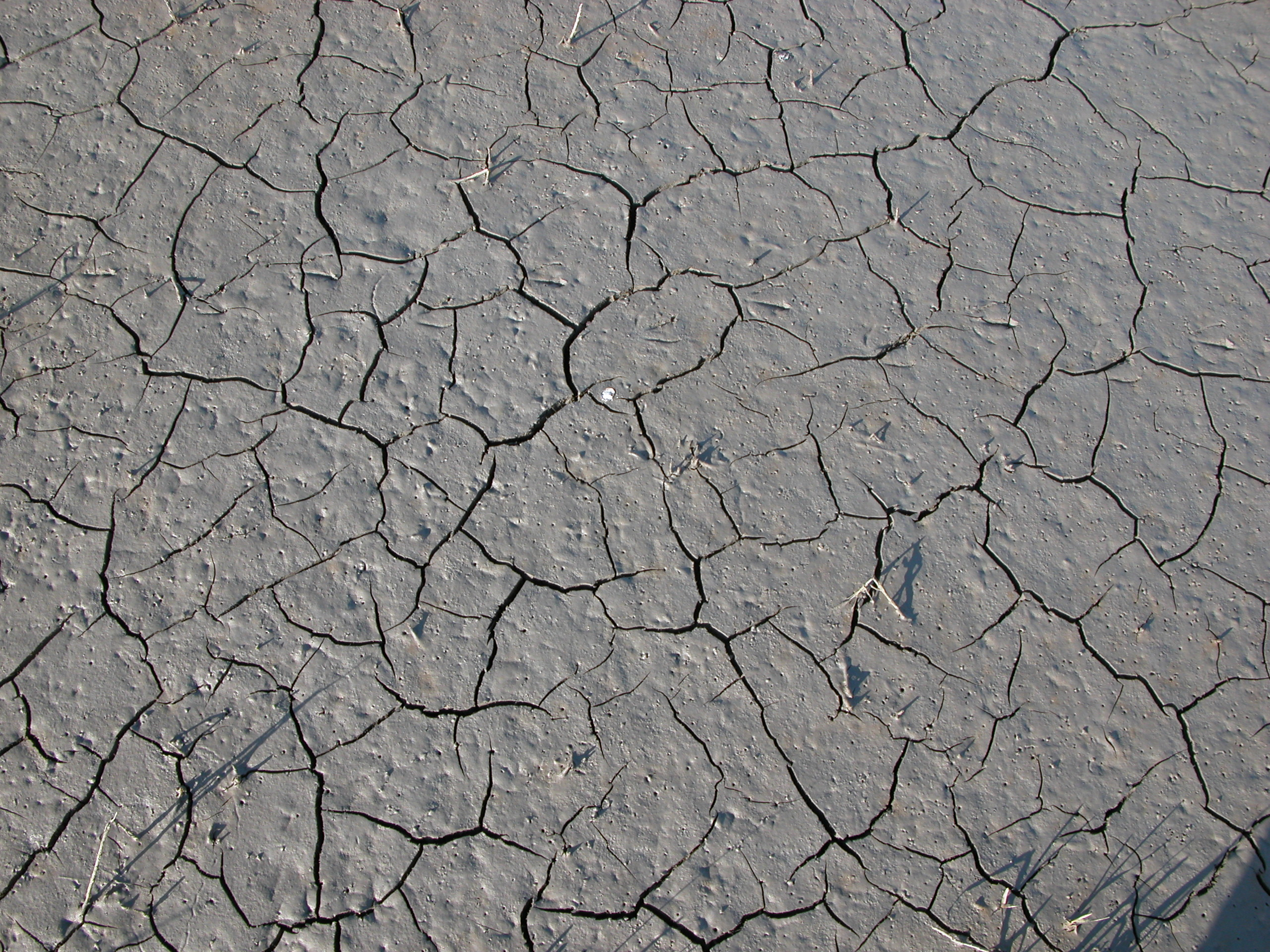 Image after photo cracked dry dried earth grey soil for Earth or soil
