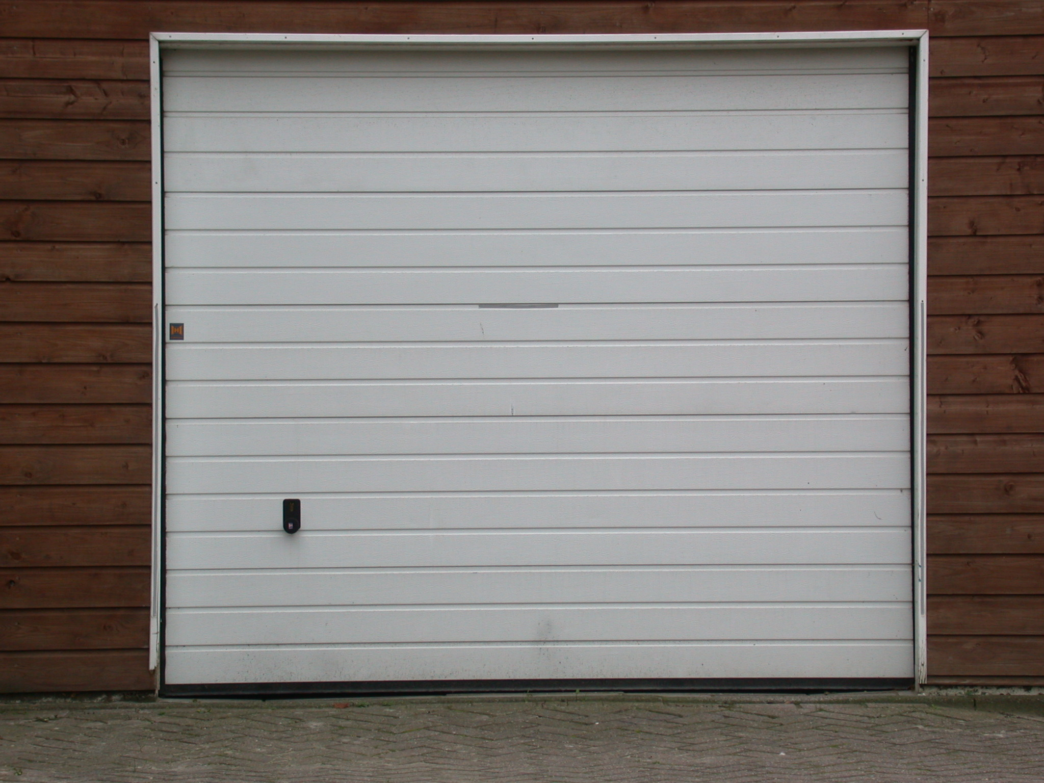 Gallery For > Metal Garage Door Texture