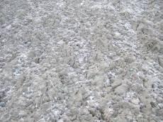 tabus ground earth frozen dry hard winter field