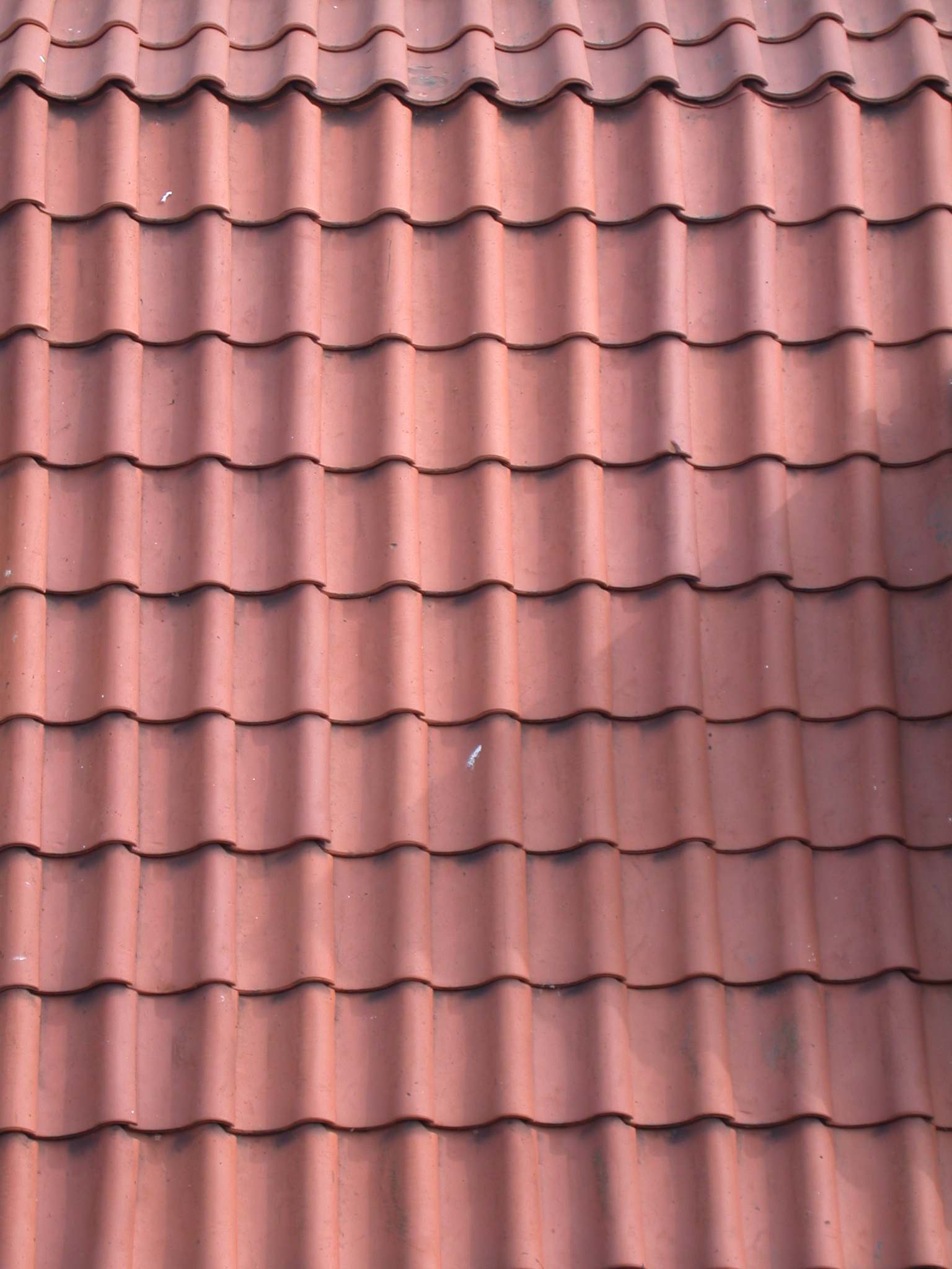 Image after photos roof texture orange red tile tiles for Roof tile patterns