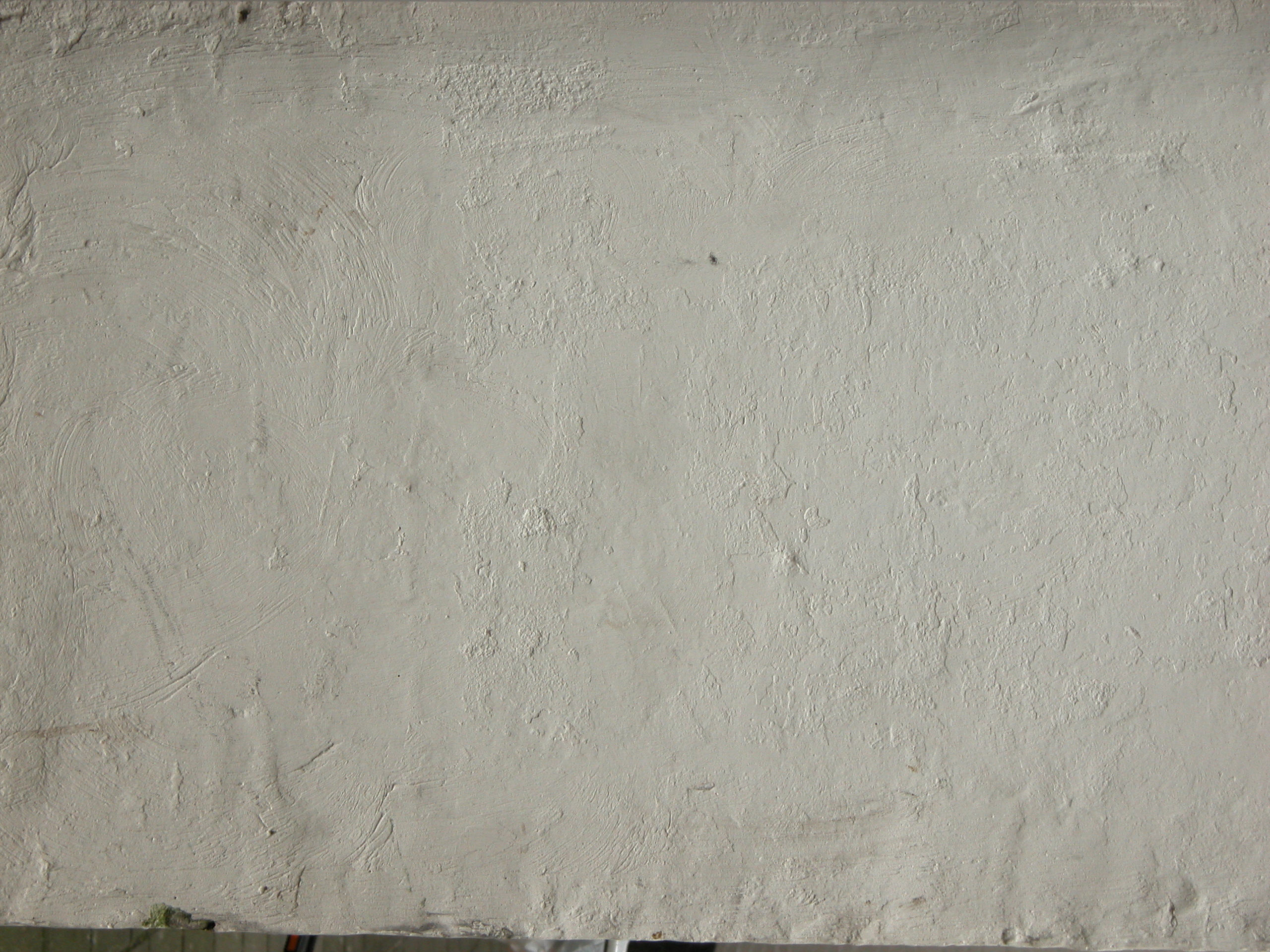 image after photos white painted wall plaster smooth