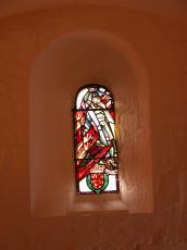 church window chappel edinburgh