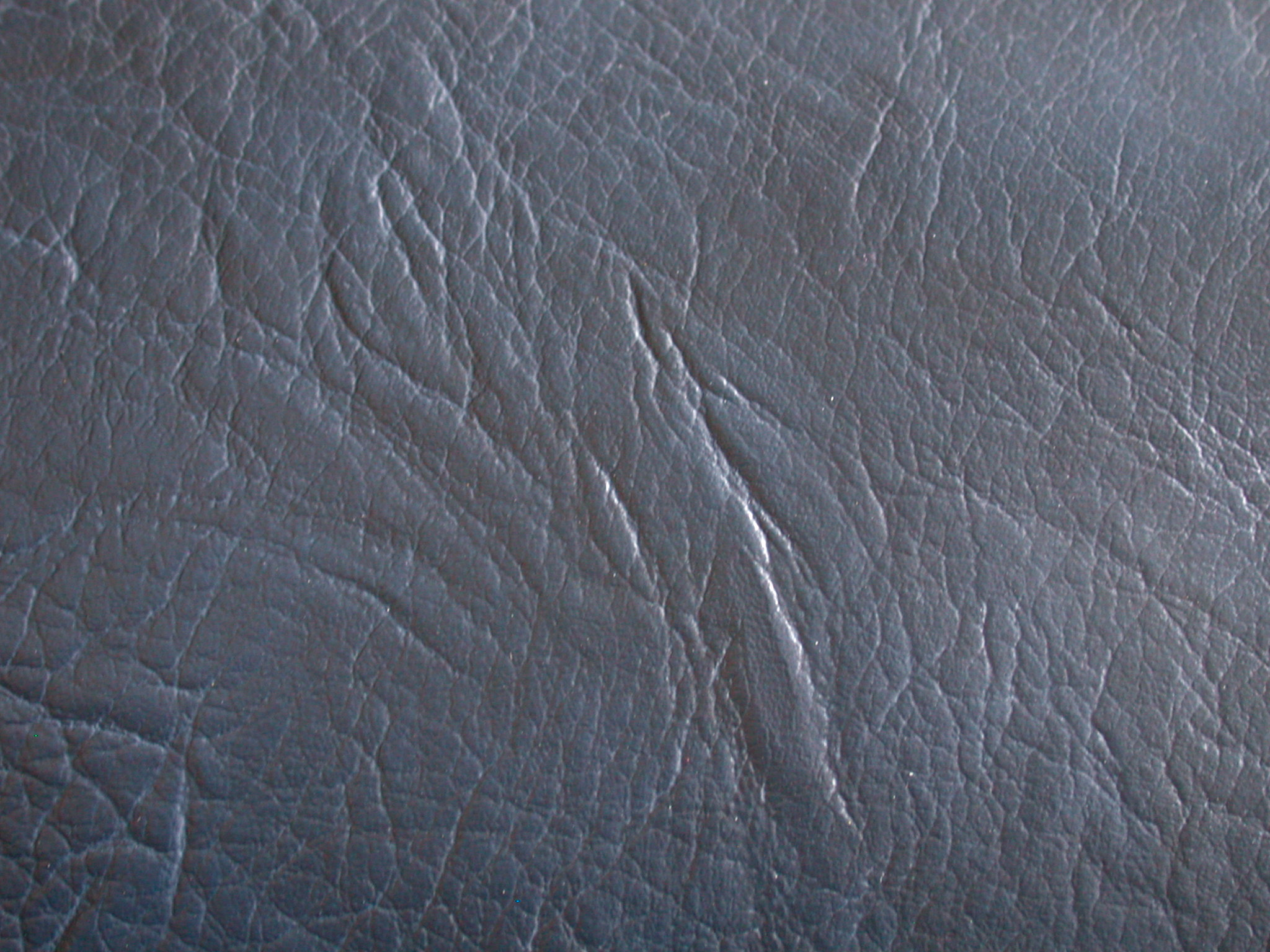 leather skin gray cow texture blue