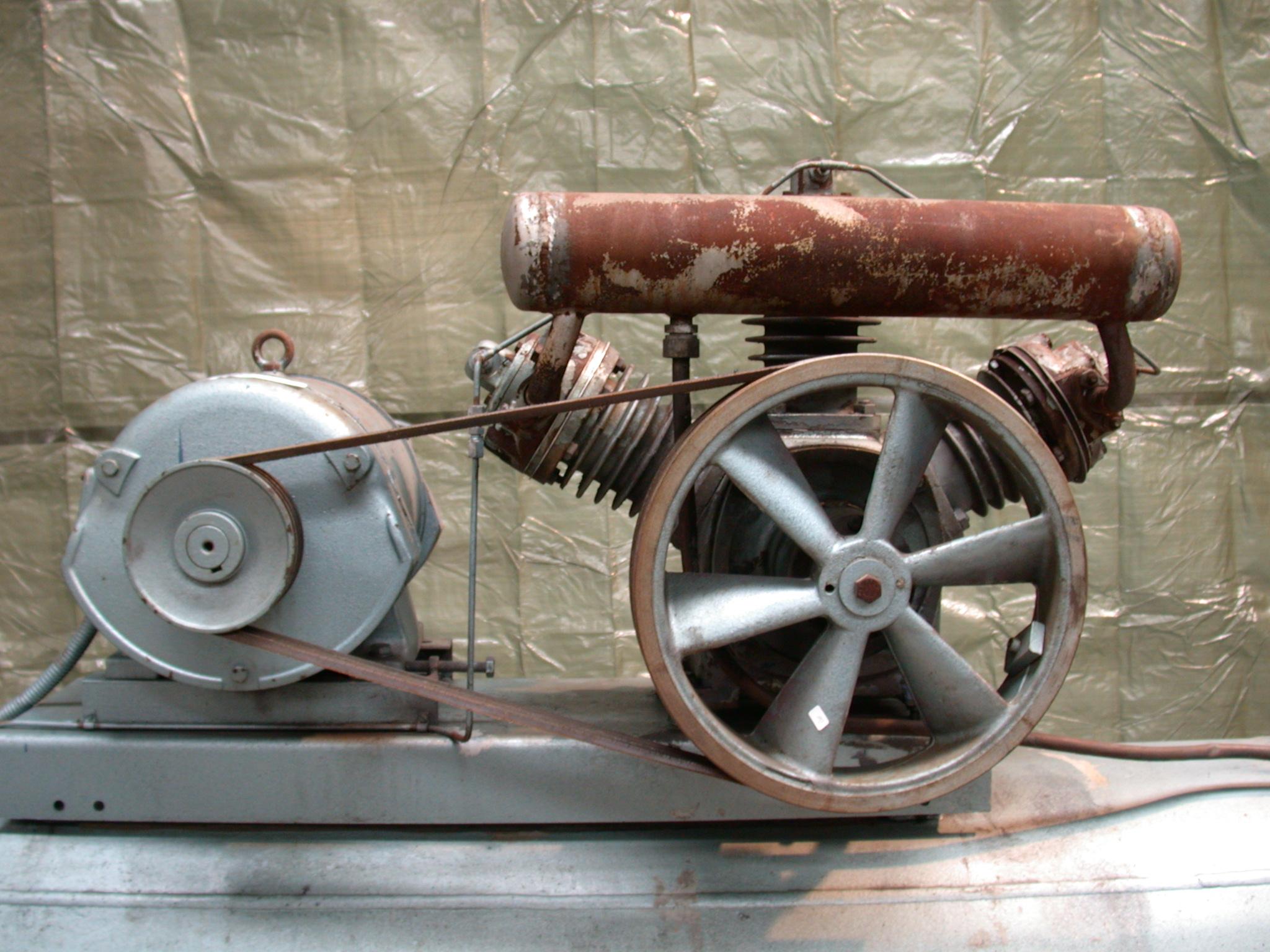 mechanics engine pully fan gear