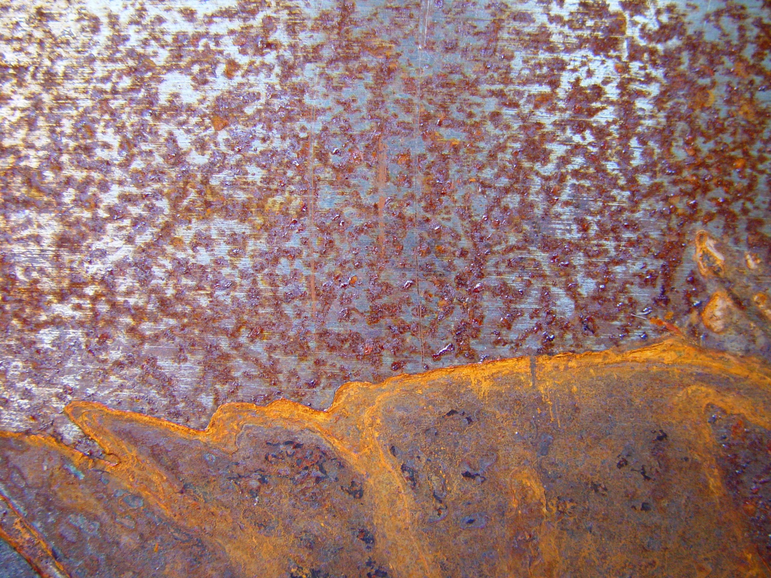 metals bertoltzalm rusted steel texture