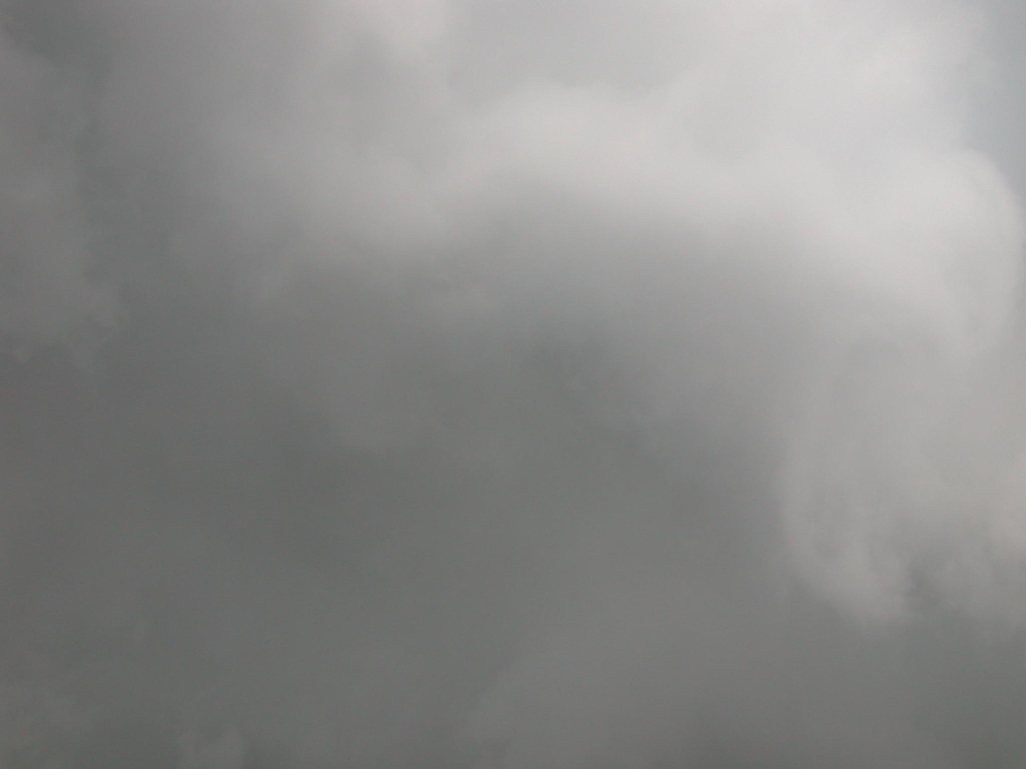 clouds fluffy soft grey royalty