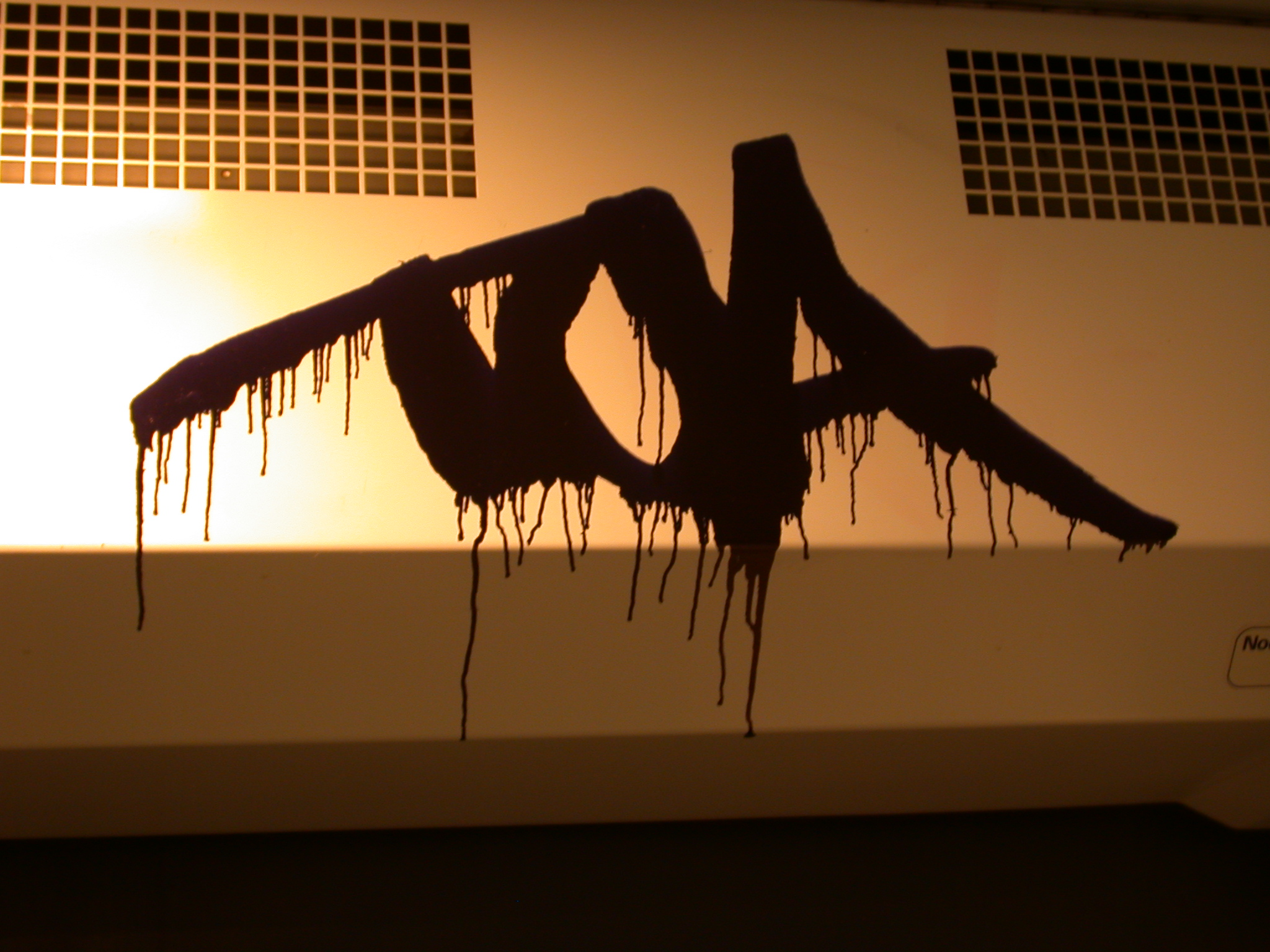 scripts graffitty toa t o a handwriting typography drip drips paint painted