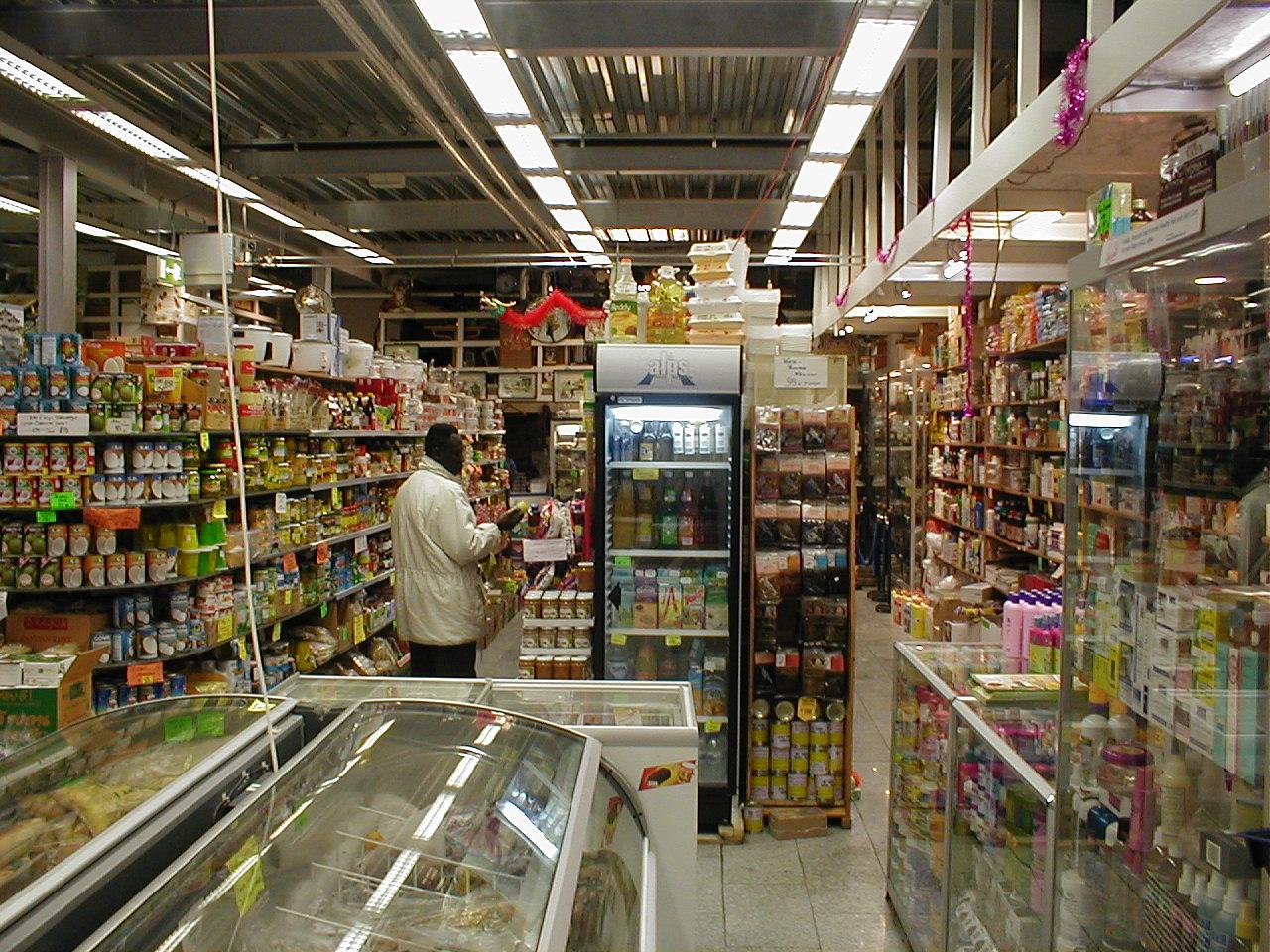dario shop product shopper shelves