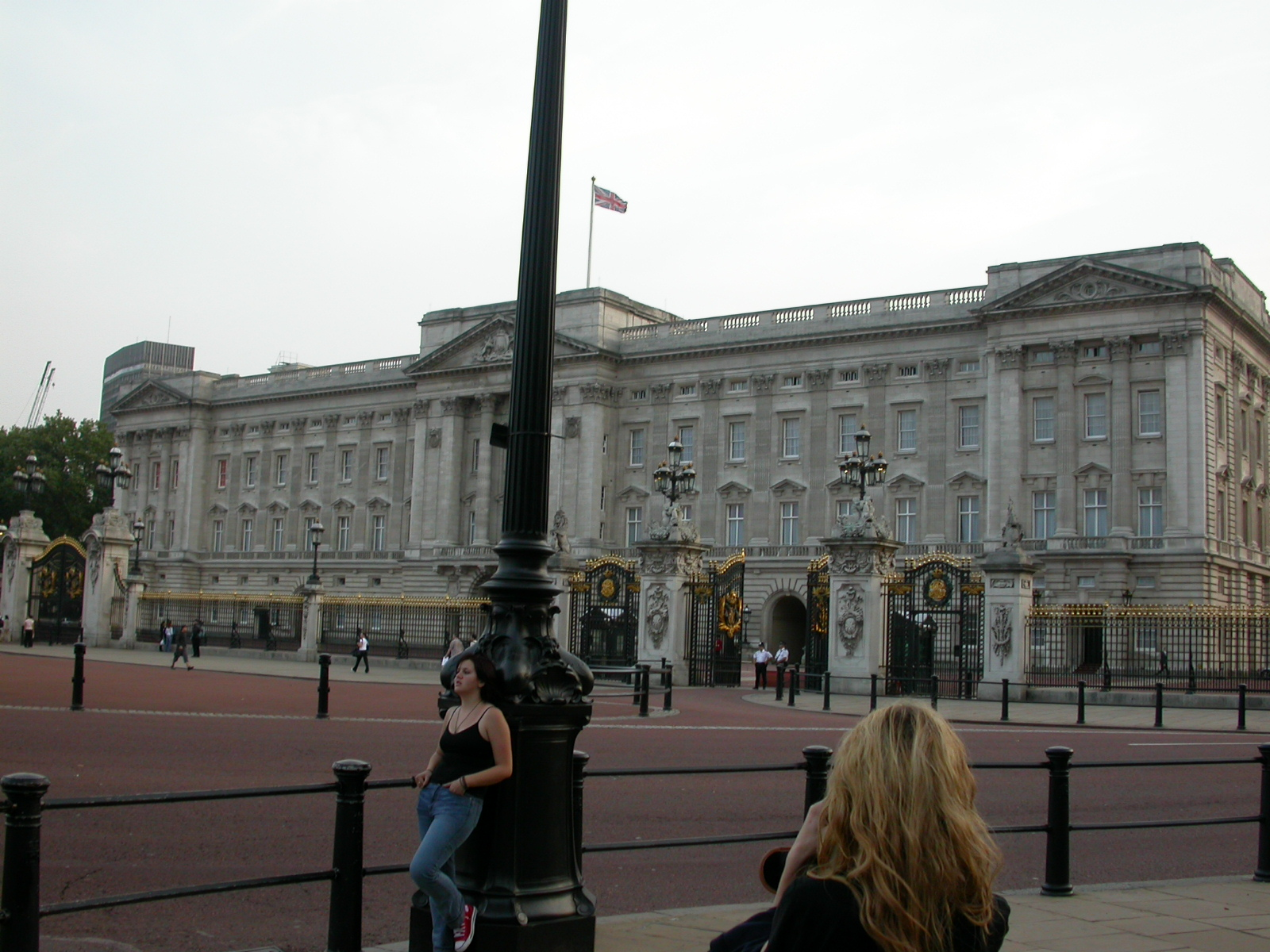 eva buckingham palace london the queen english england britain british monarchy official hi-res
