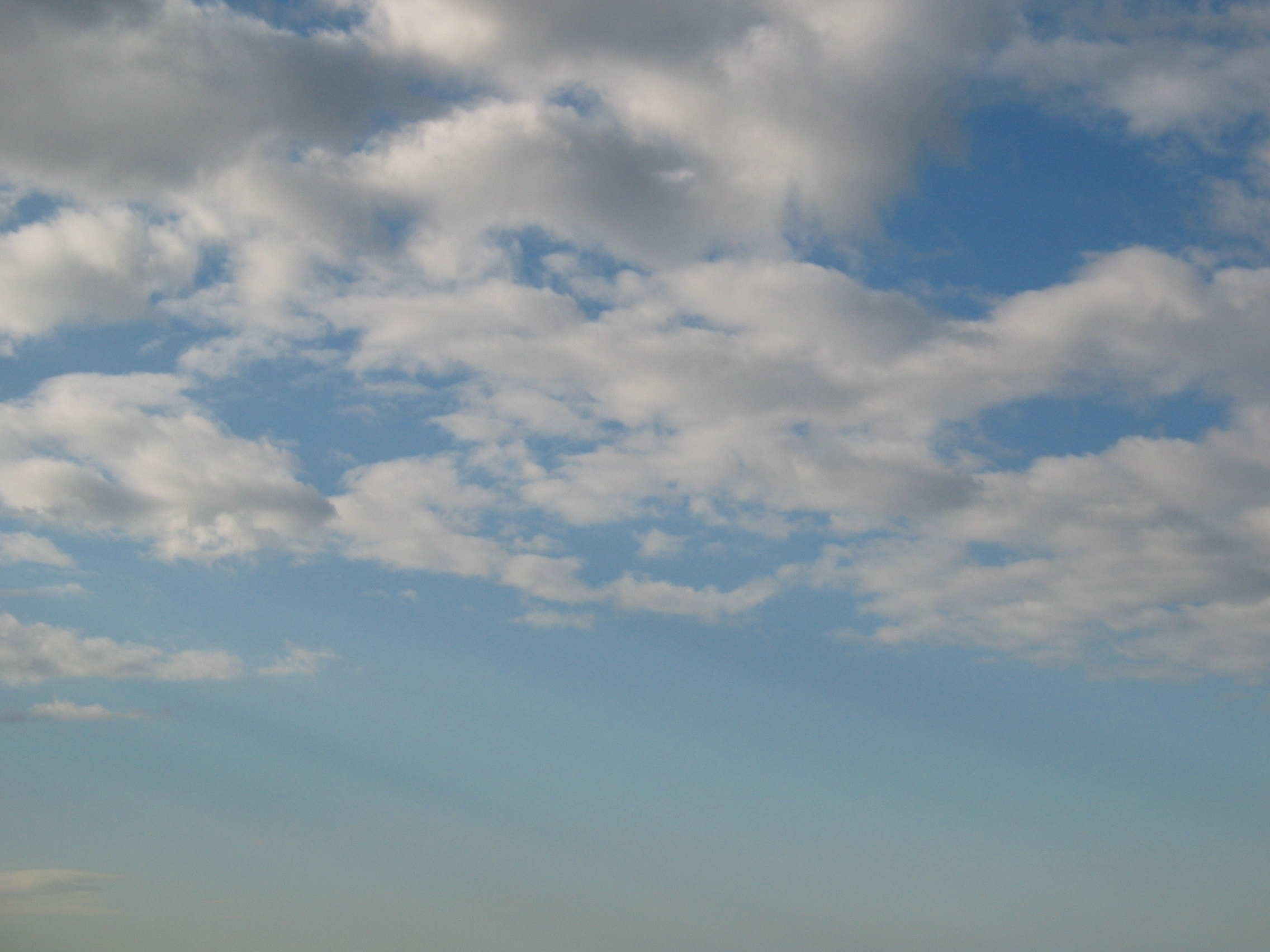 geoff_vane sky cloud clouds expansive blue white fluffy