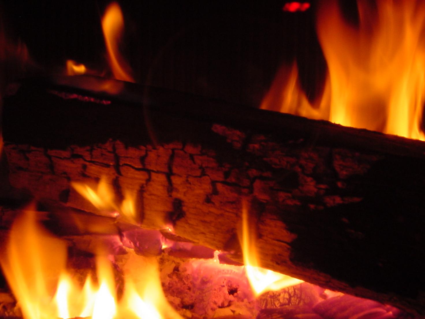 insektokutor fire campfire flames fireplace hot orange