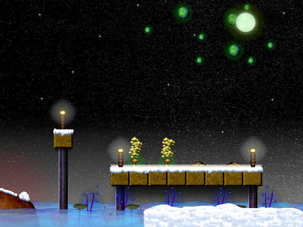 kinkyfriend game starry night sky tanks explosions