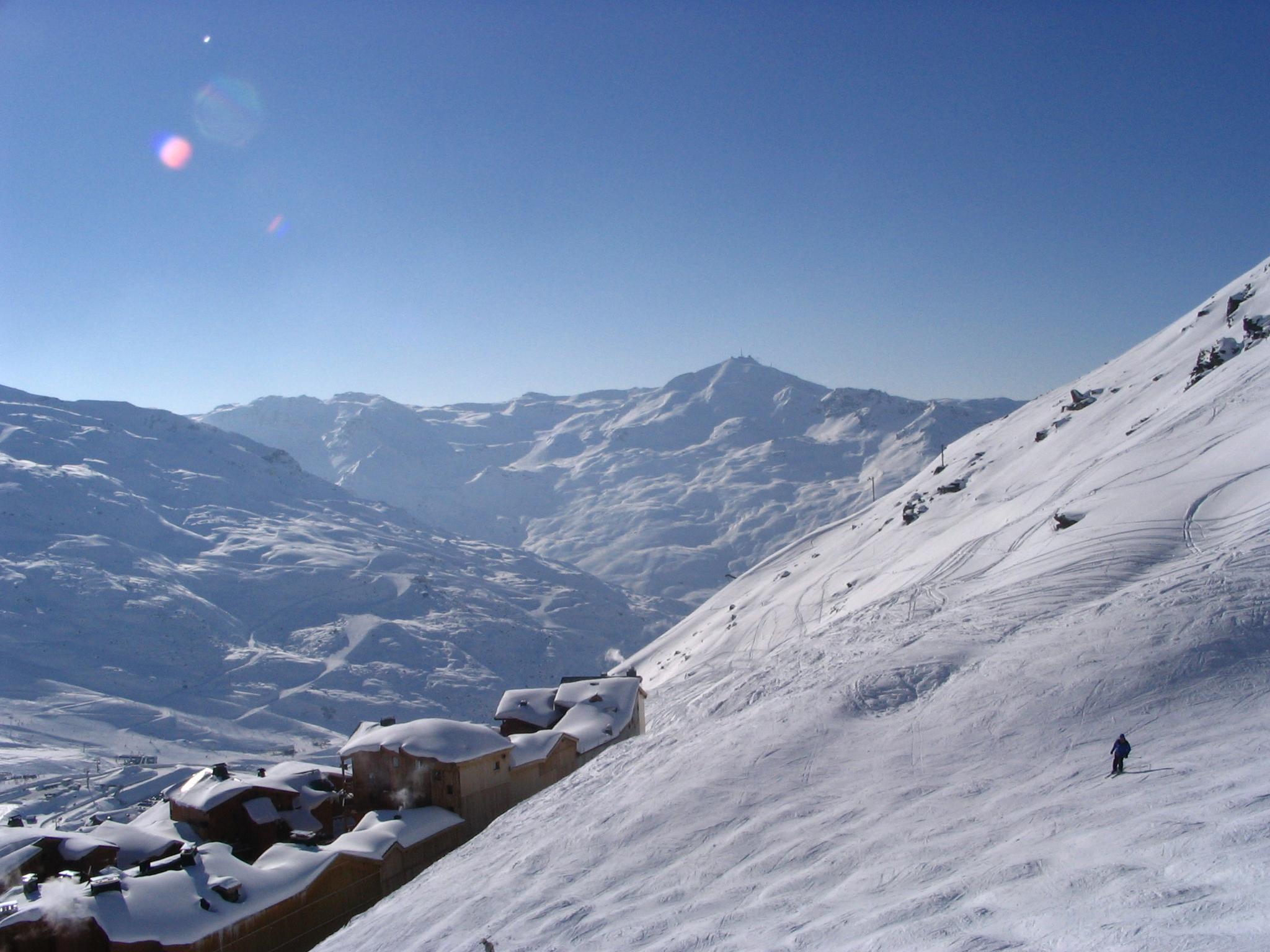 leon vacation ski skiinng mountain slope snow winter resort