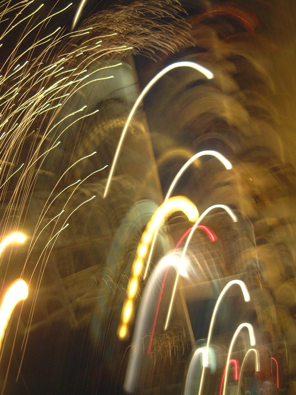 maartent motion blur lights arc