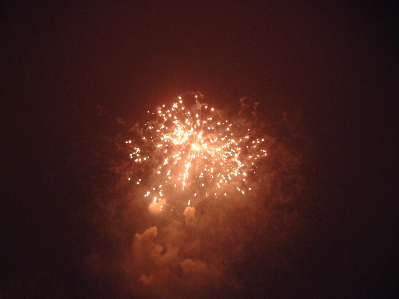 maartent fireworks lights explosion dark bright trails cloud