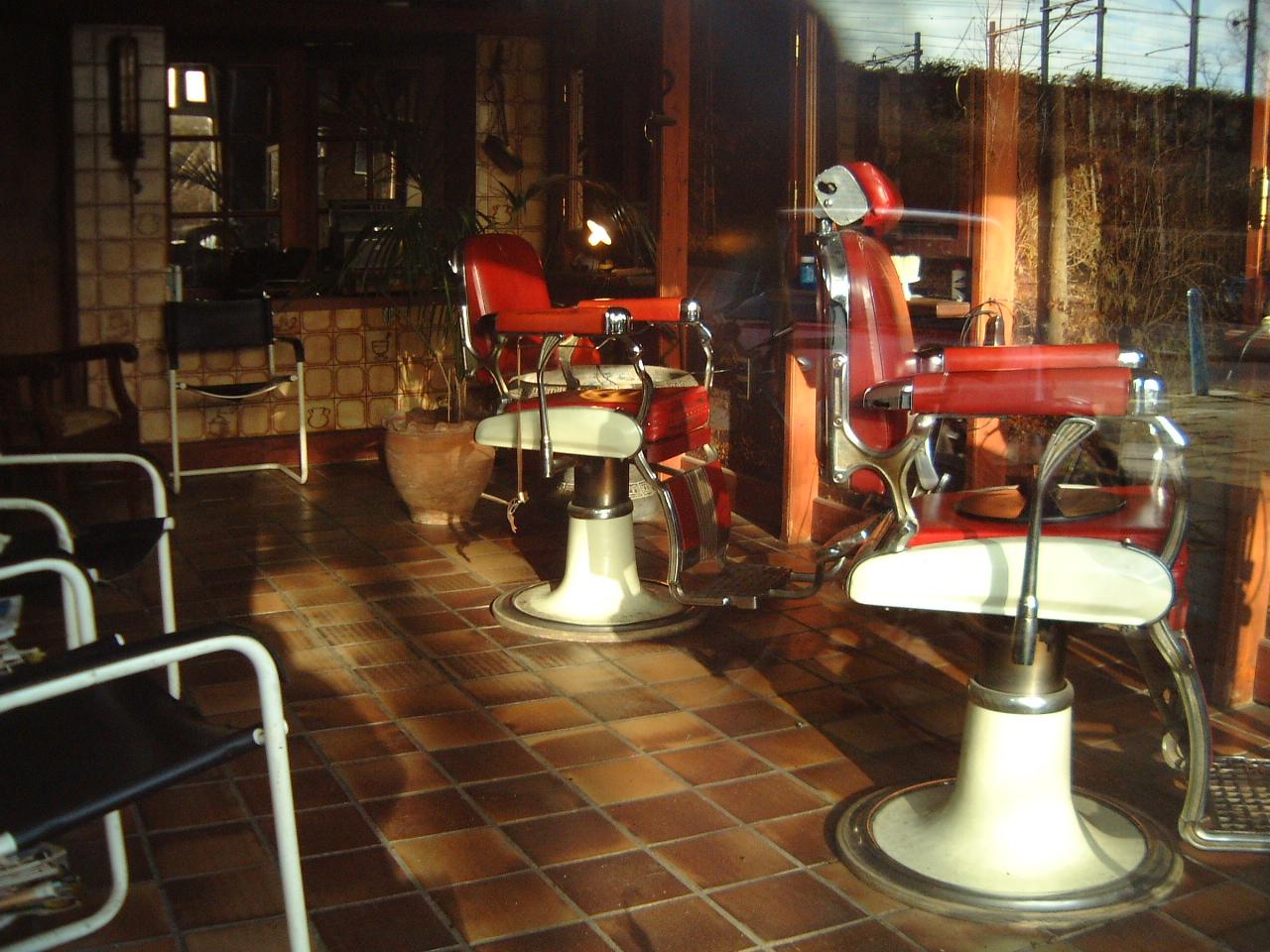 maartent hairdresser haircut chairs shop