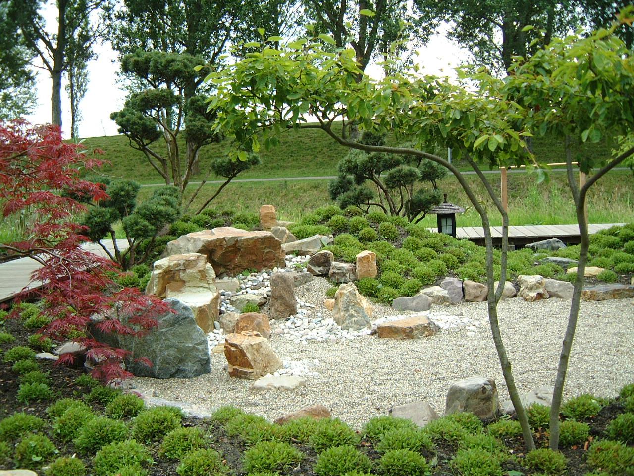 maartent Japanese garden zen in holland