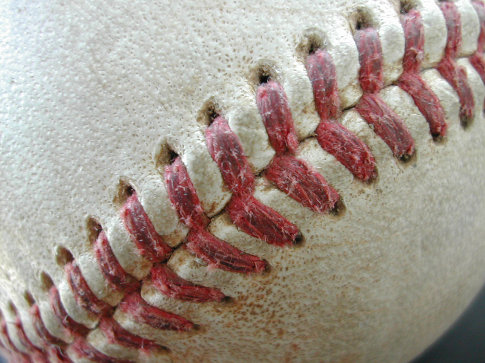 baseball sports texture fabrics seam leather objects mcmath