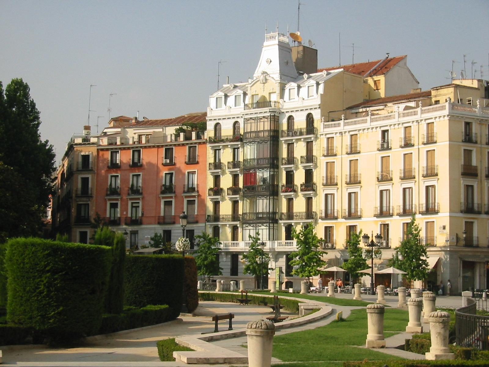 michiel de boer michieldeboer madrid palace palatial gardens hotel grand balconies