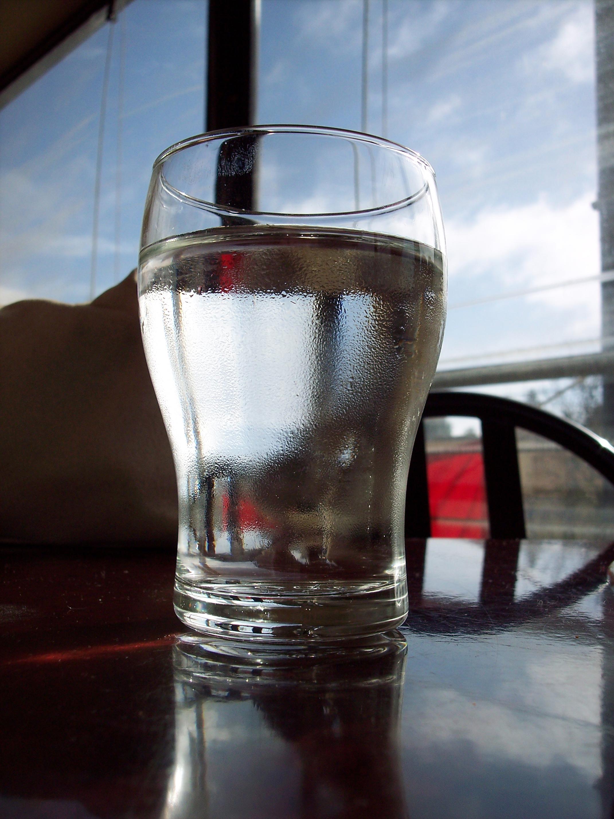 nauke glass of water cool liquid refreshment