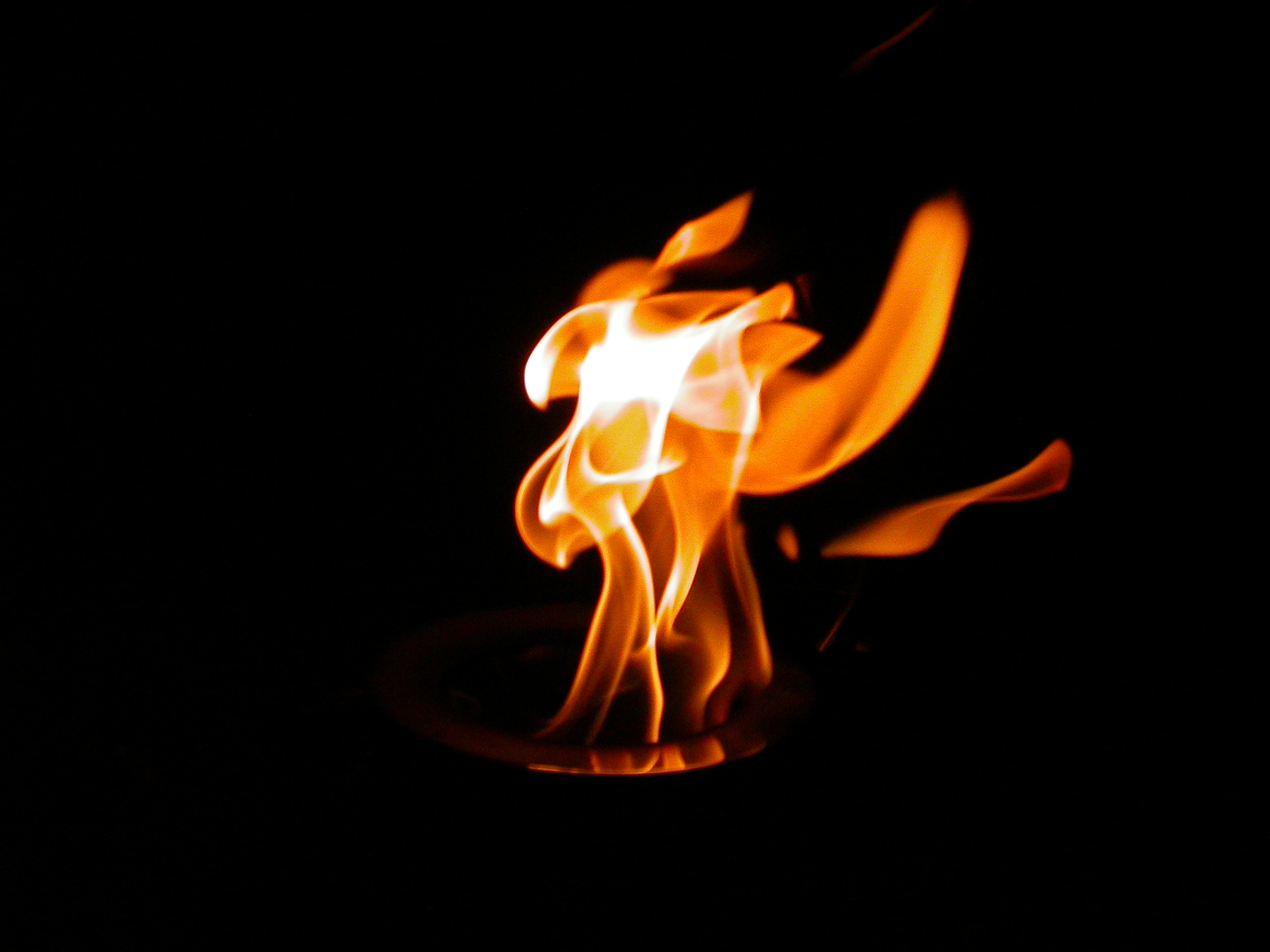 paul flame hot fire element
