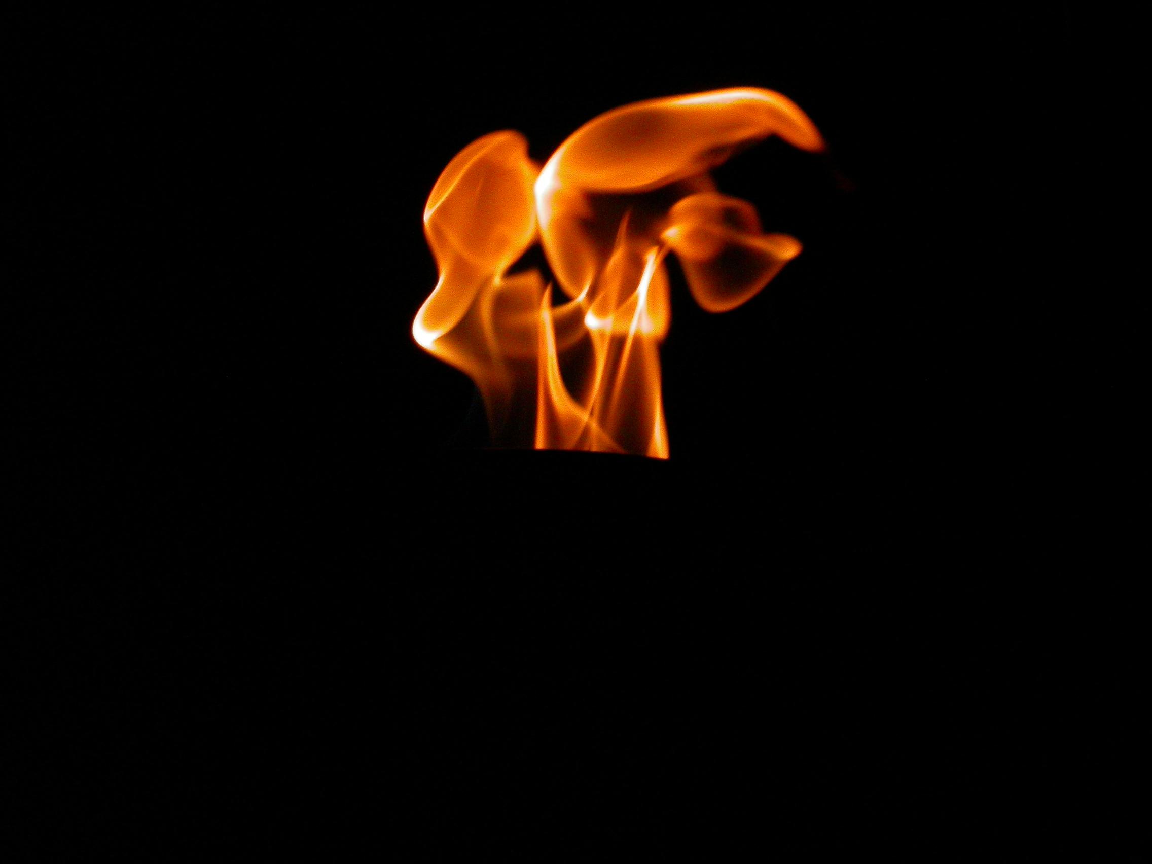 paul flame goblin of fire pot