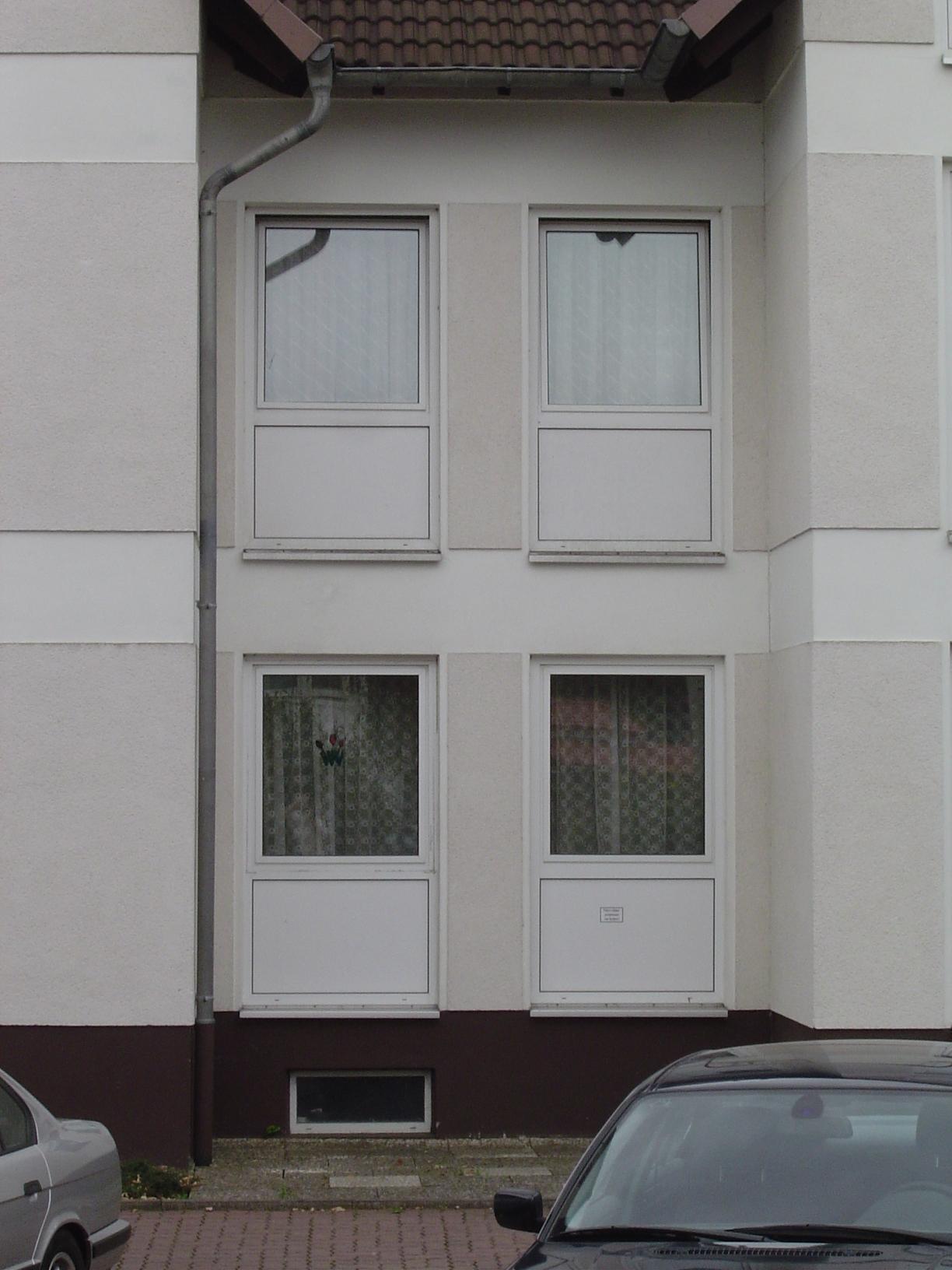 rigoletto facade windows wall house