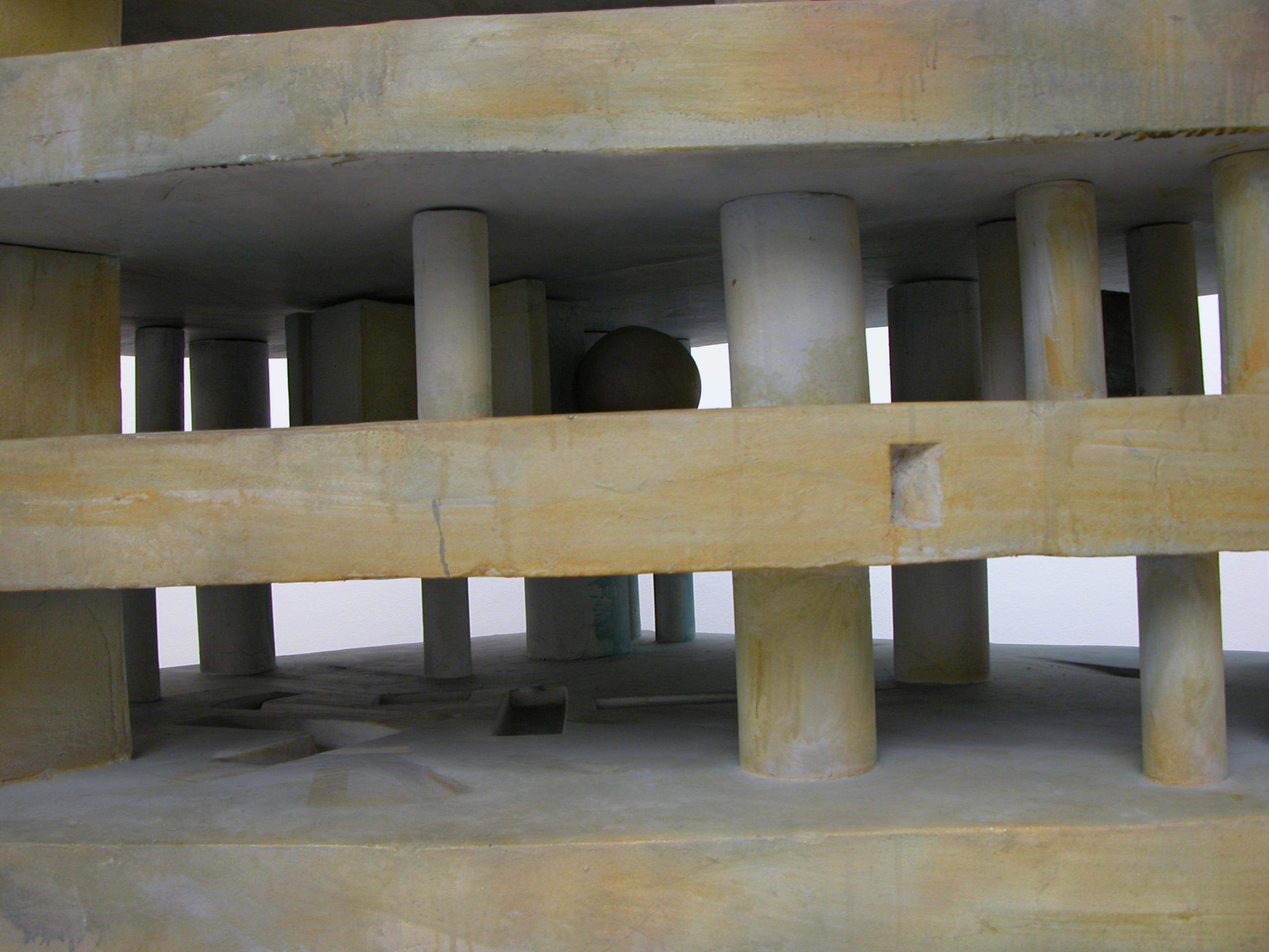 pillar pillars concrete floors heavy solid
