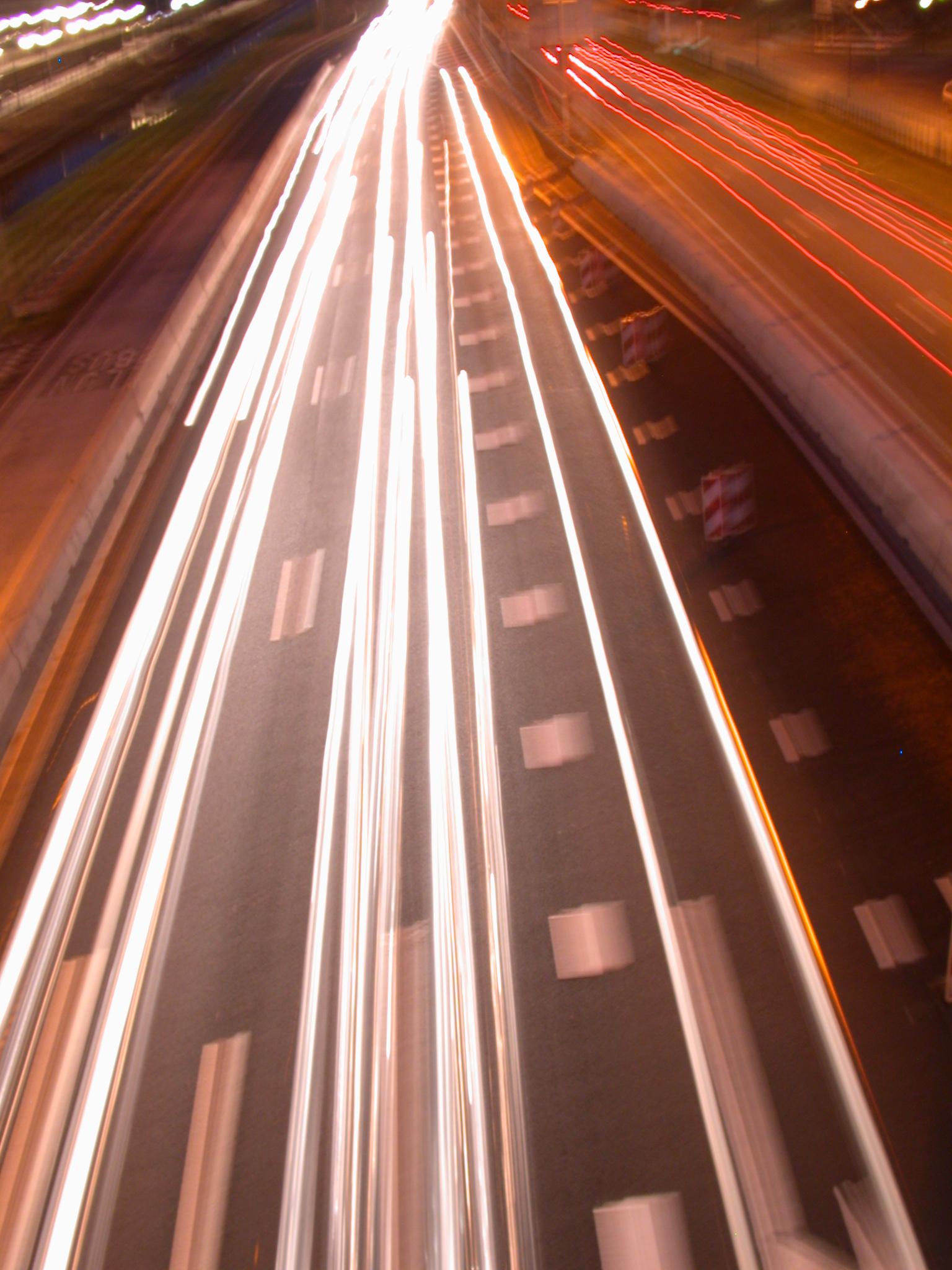 highway speed lights streams