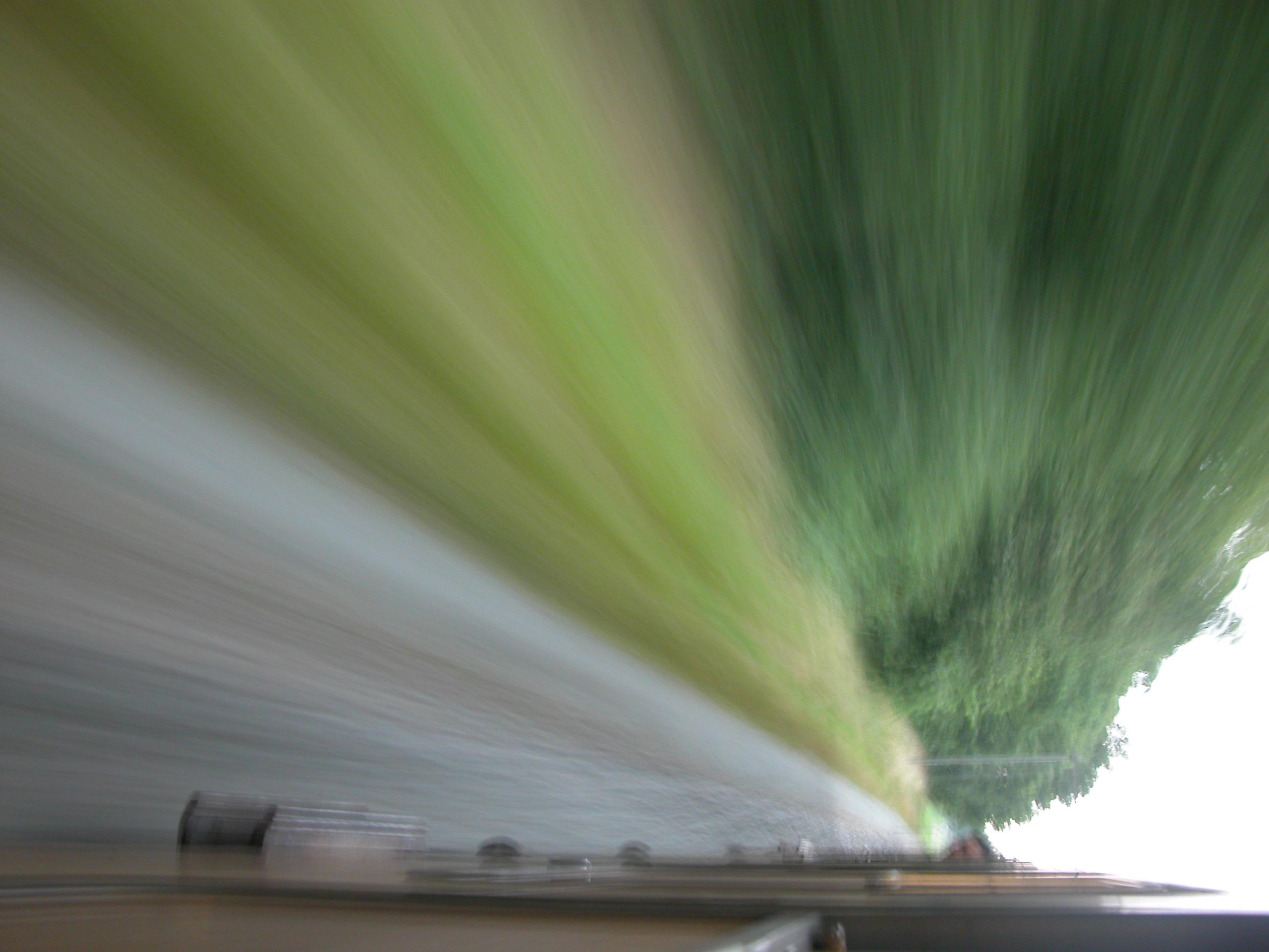 train blur speed train image