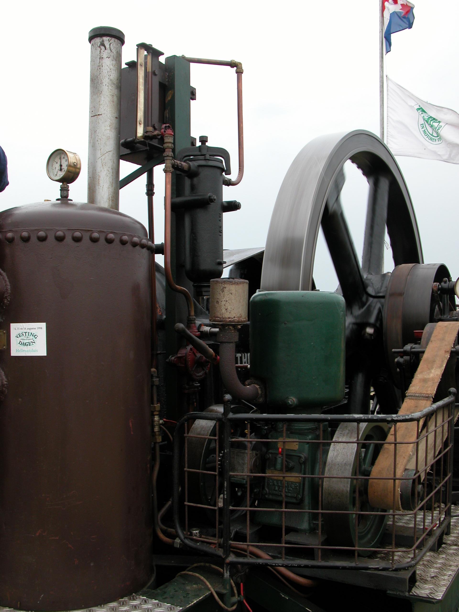 steam machine kettle
