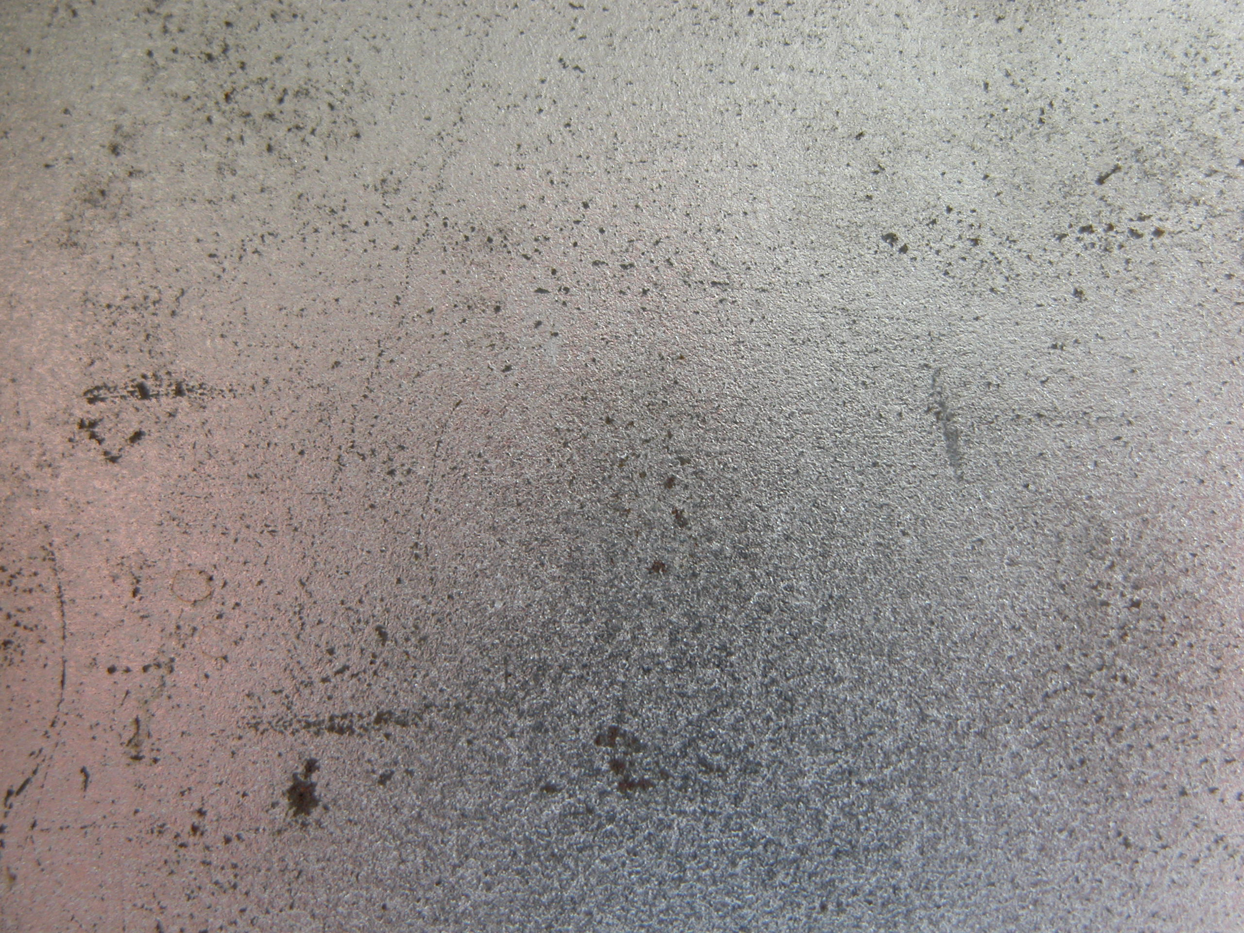 wall metal concrete slab of worn wheathered grey silvery royalty free