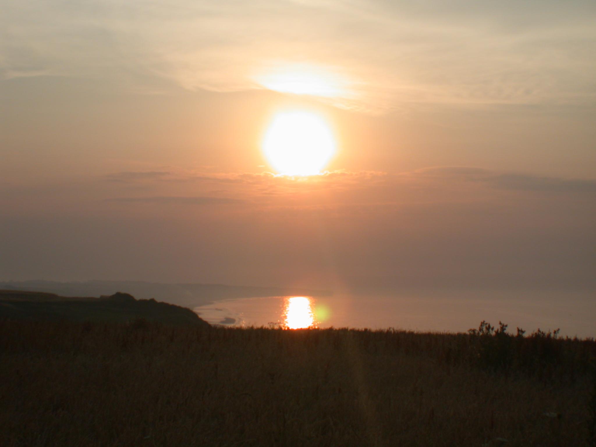 por do sol - guarda sol grande reforçado maria pumar