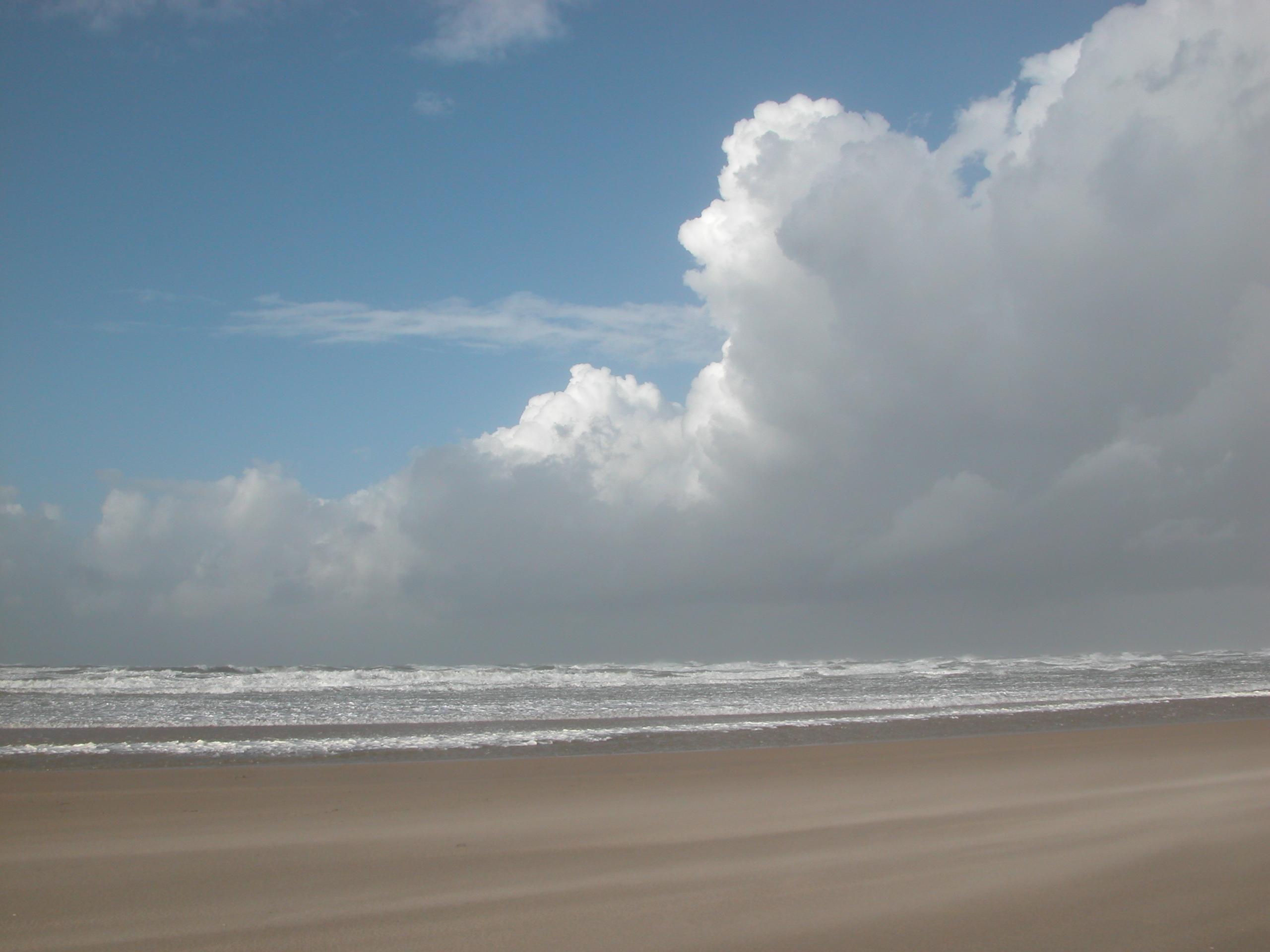 nature landscapes beachscapes beach cloud cloudscape clouds storm texel sea image