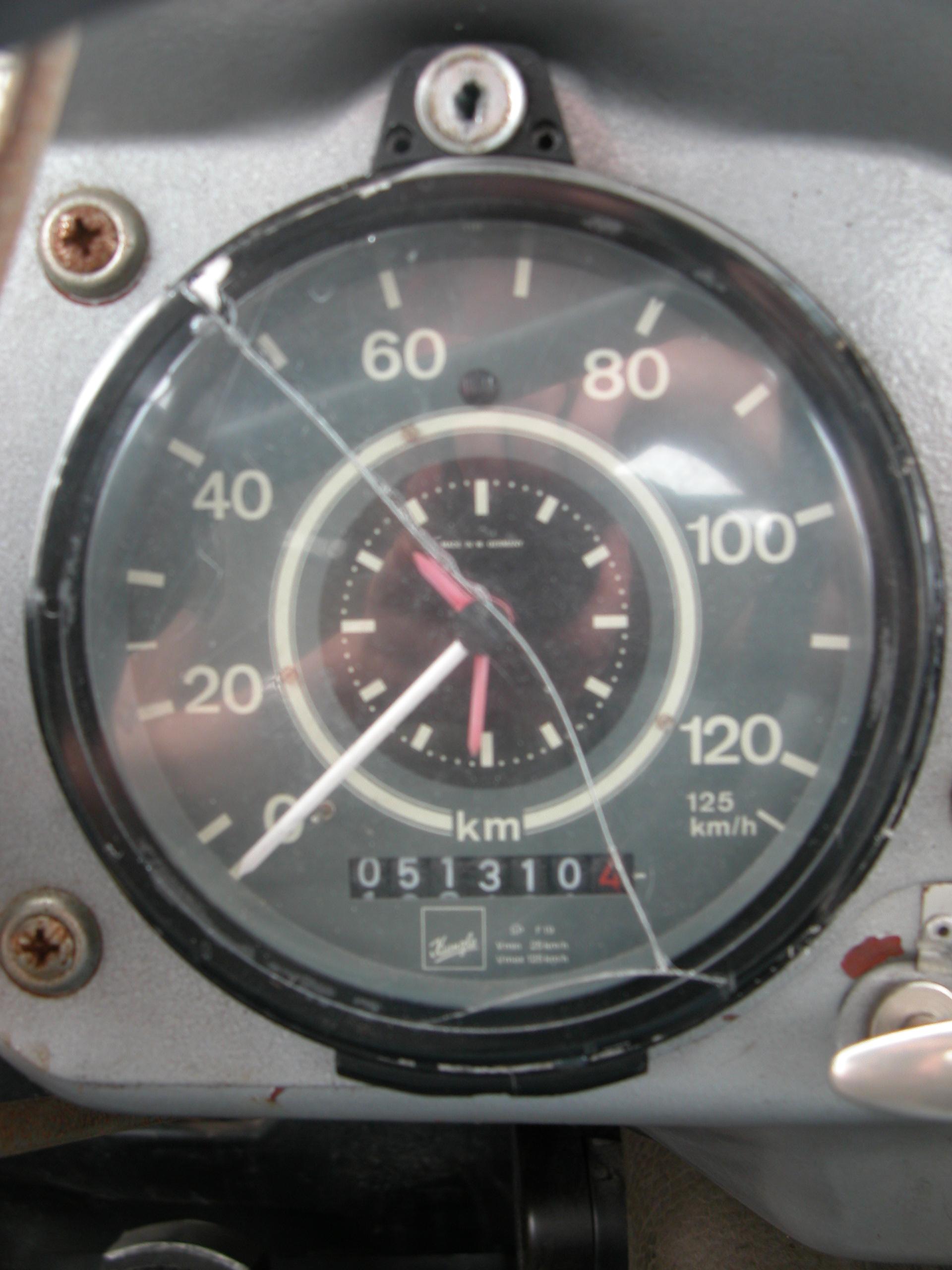 car dashboard meter speed km kilometers dial speedometer