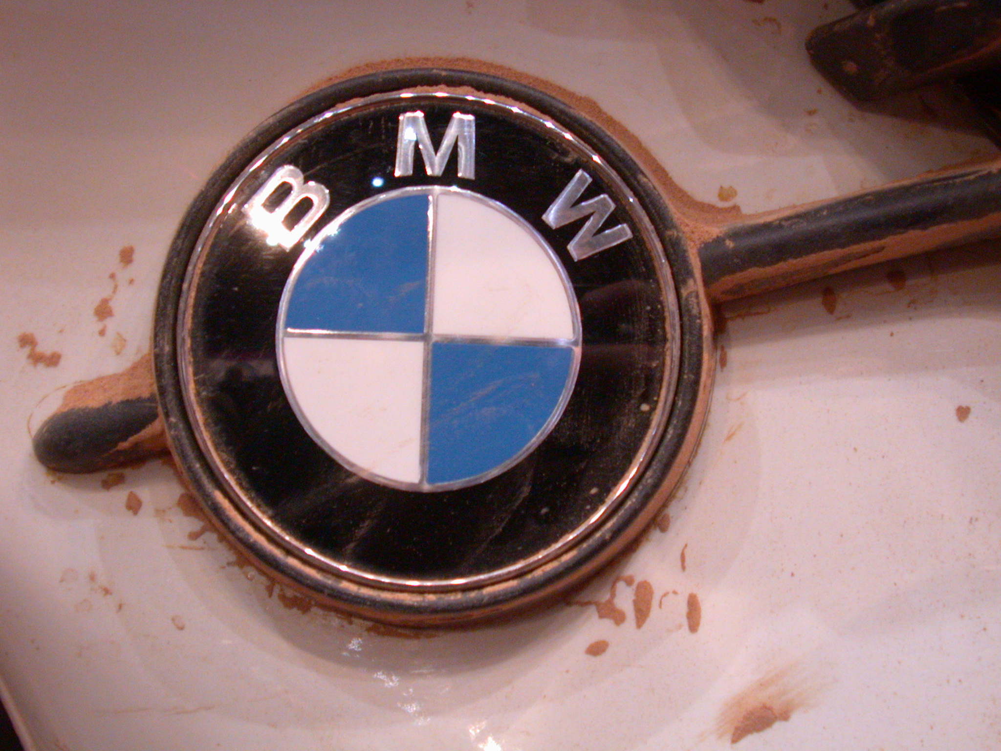 objects signs brand logo circle bmw automobile car