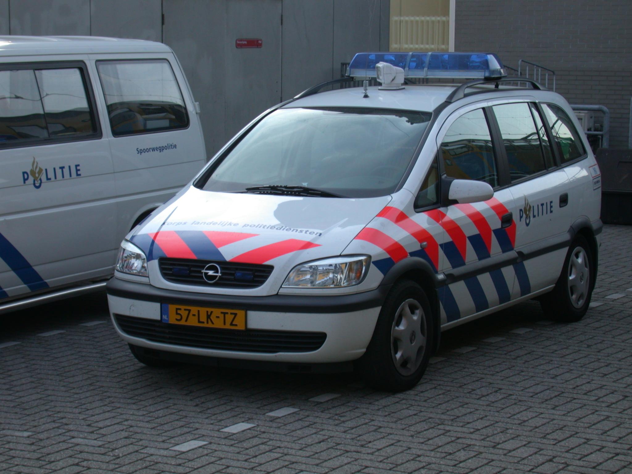 vehicles land police netherlands politie policecar car