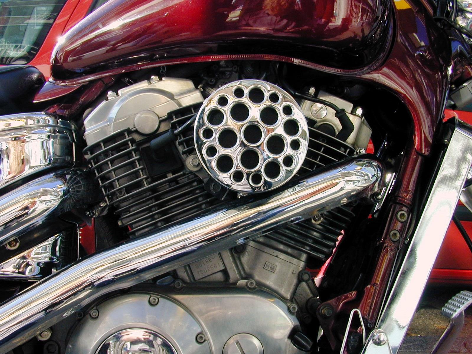 engine bike mechanic techno technic clean chrome images