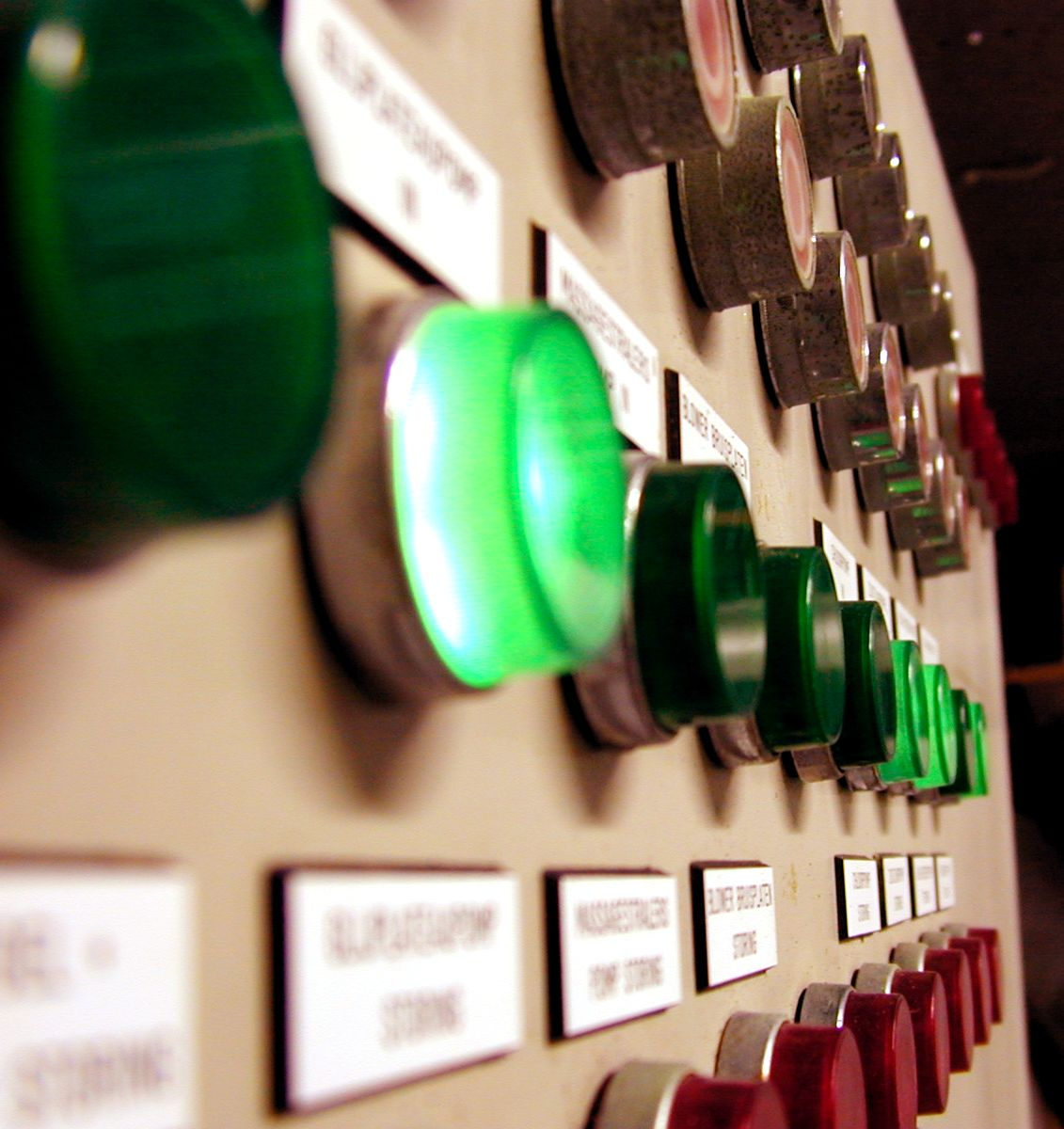 green button switch panel switchpanle switchingpanel light lighting up buttons image