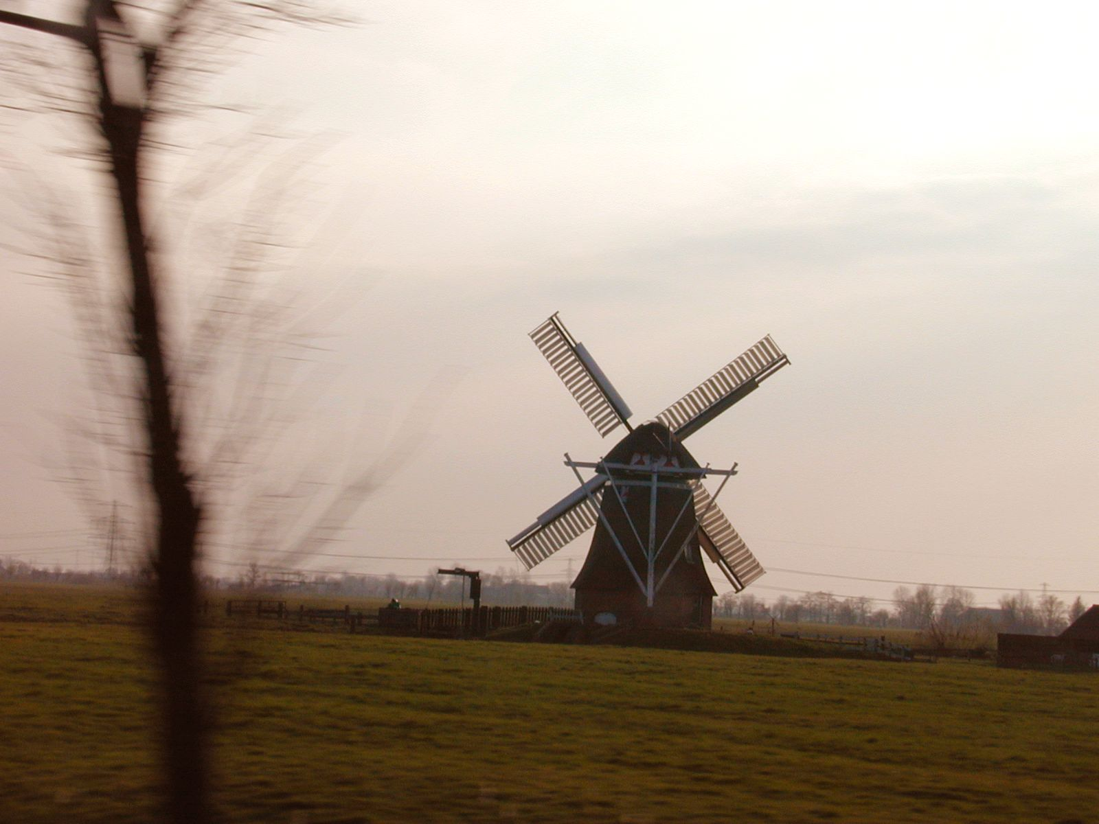 mill speed dutch windmill polder sky grass country textures