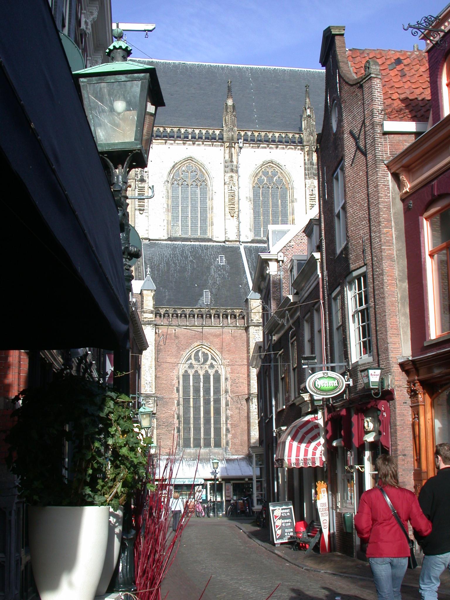 church city street shops